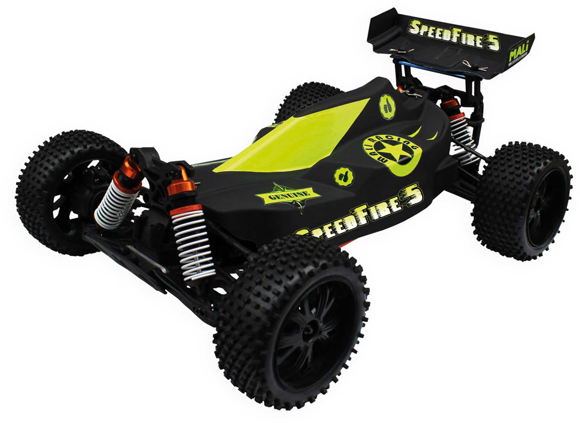 DRIVE & FLY MODELS SPEEDFIRE 5 BUGGY BRUSHED 1/10XL 4WD RTR