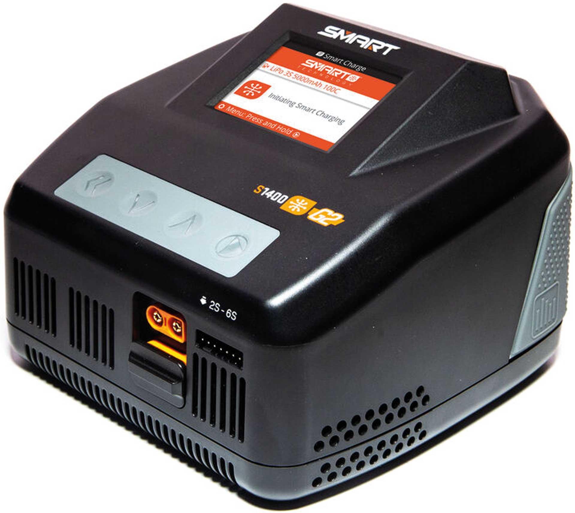 SPEKTRUM Smart G2 AC Ladegerät 1x400W EU