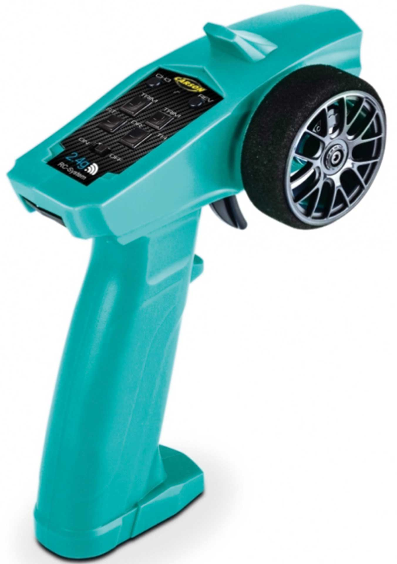 TAMIYA Reflex Wheel Start 2,4Ghz turquoise