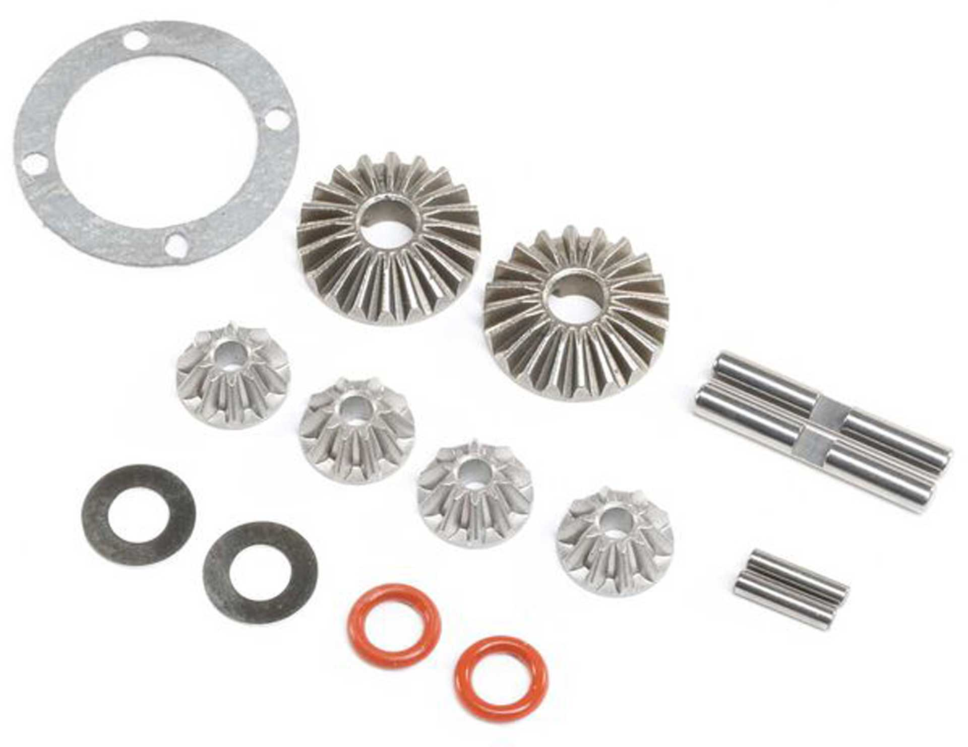 LOSI Internal Diff Rebuild Kit (1): LMT