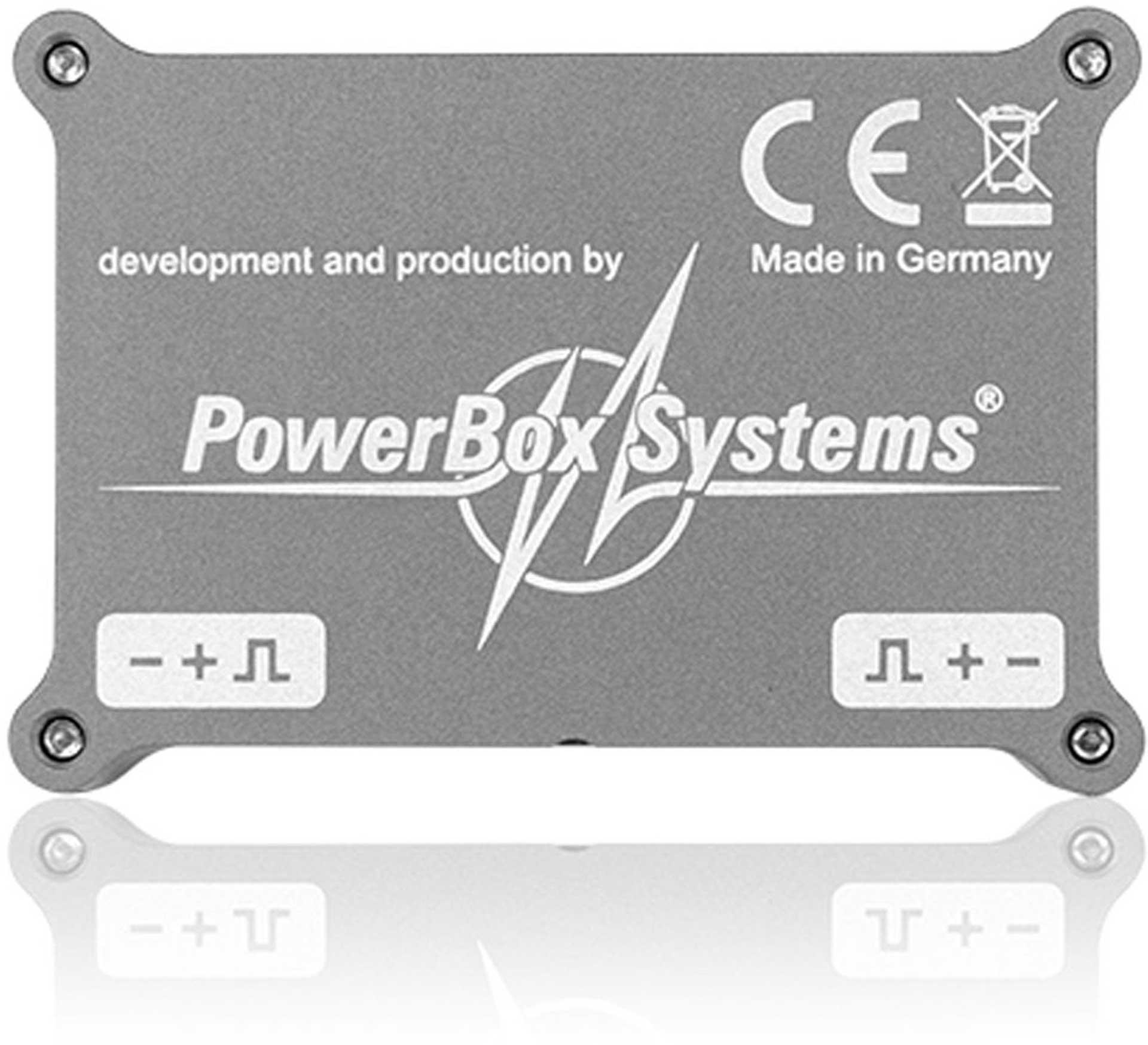 POWERBOX SYSTEMS IGYRO 3XTRA