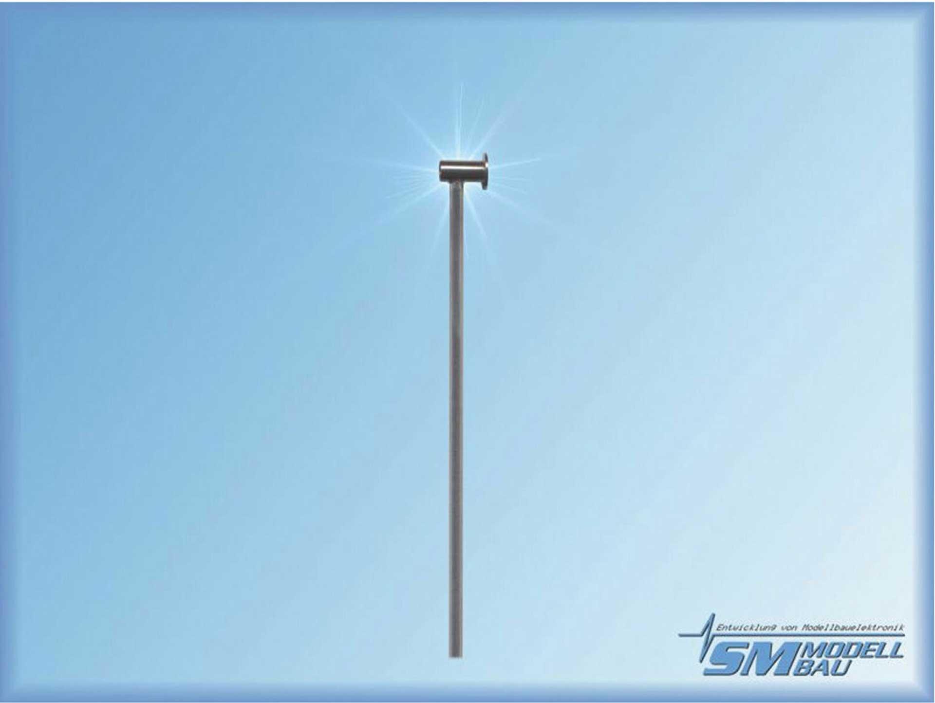 SM-Modellbau TEK NOZZLE STRAIGHT 120MM LONG