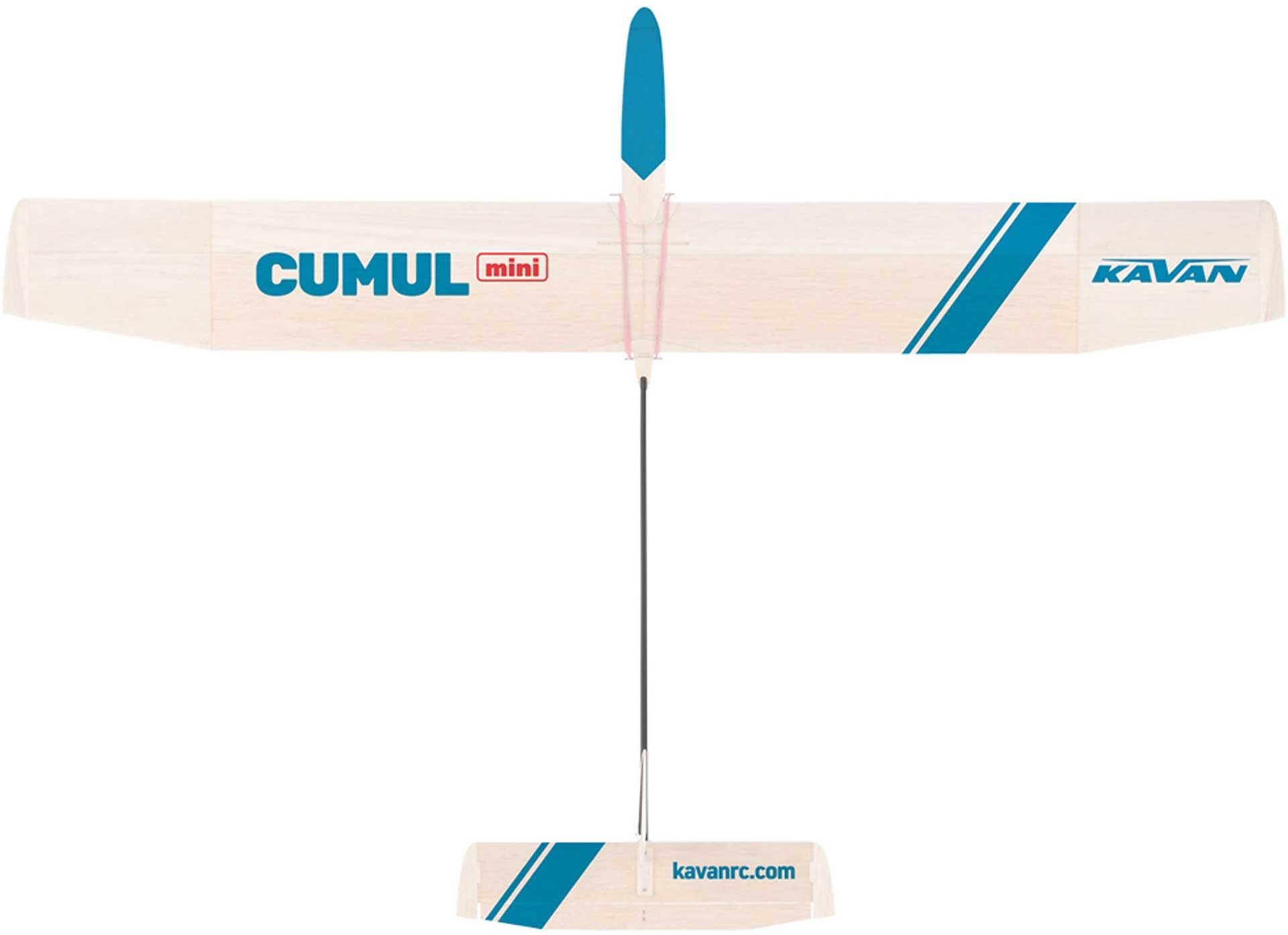 KAVAN CUMUL mini Segler 1130mm Freiflugmodell