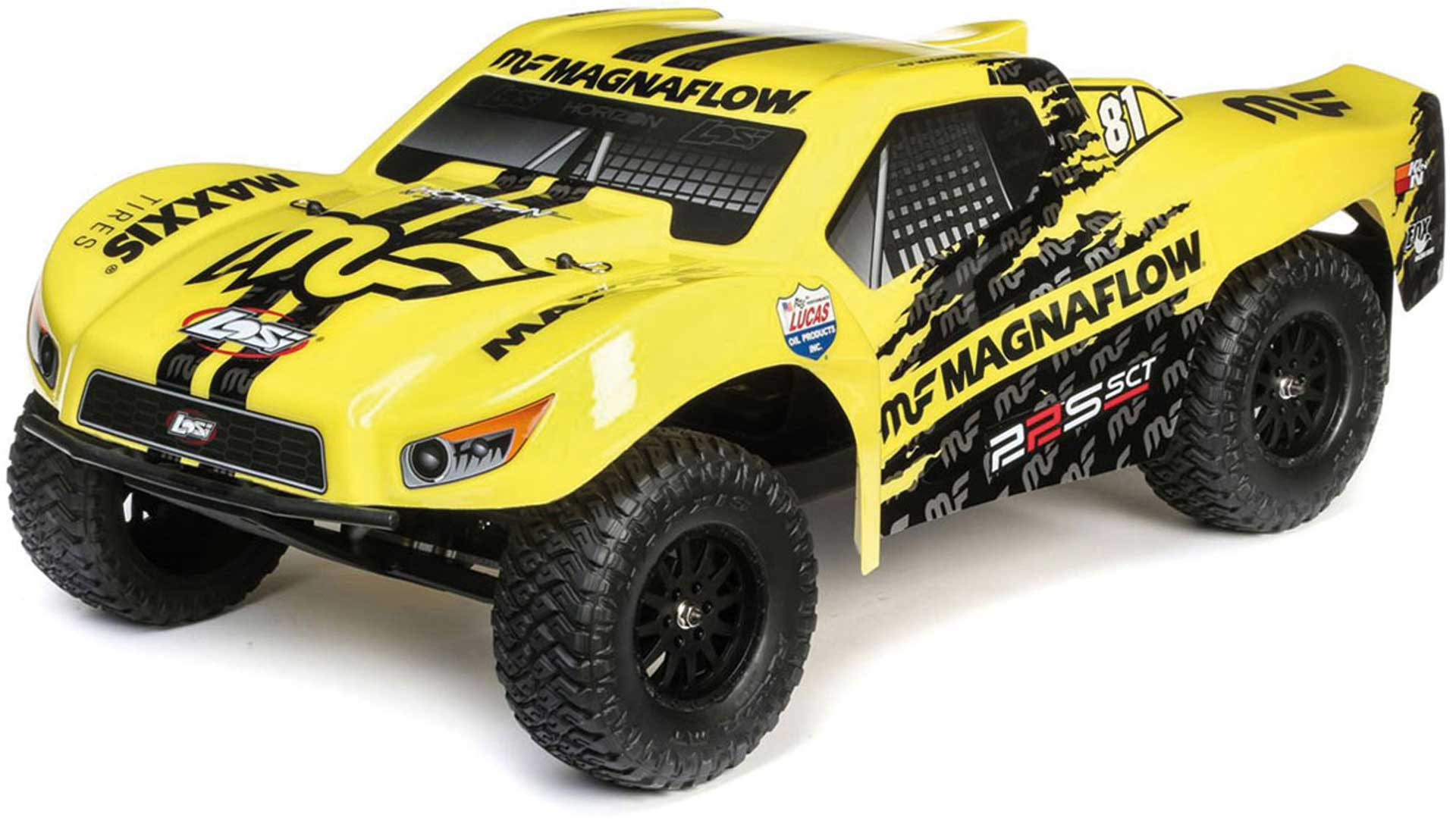 LOSI 1/10 22S 2WD SCT RTR MAGNA FLOW