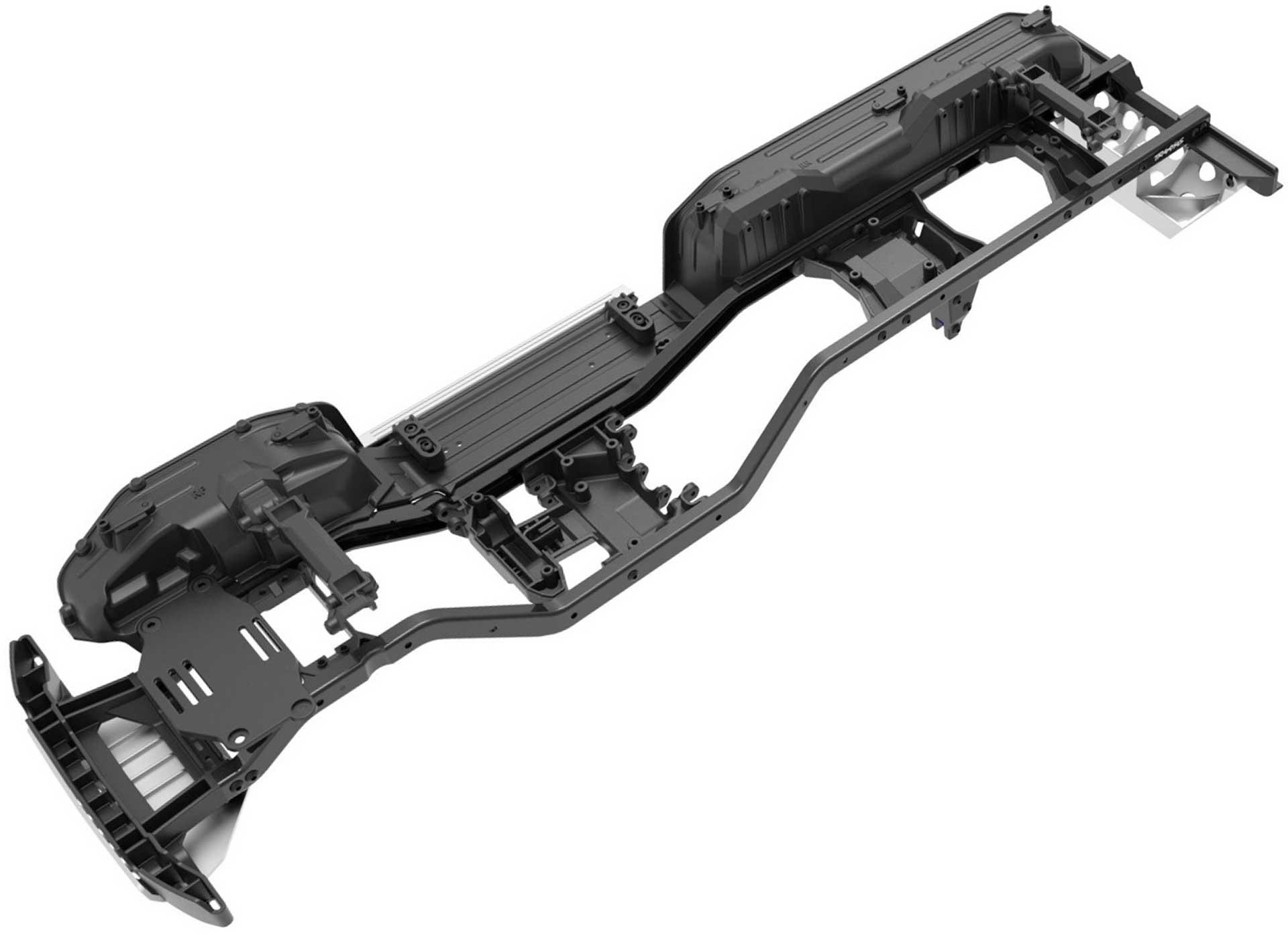 TRAXXAS TRX-6 MERCEDES-BENZ G 63 AMG 6X6 CRAWLER BRUSHED SCHWARZ RTR