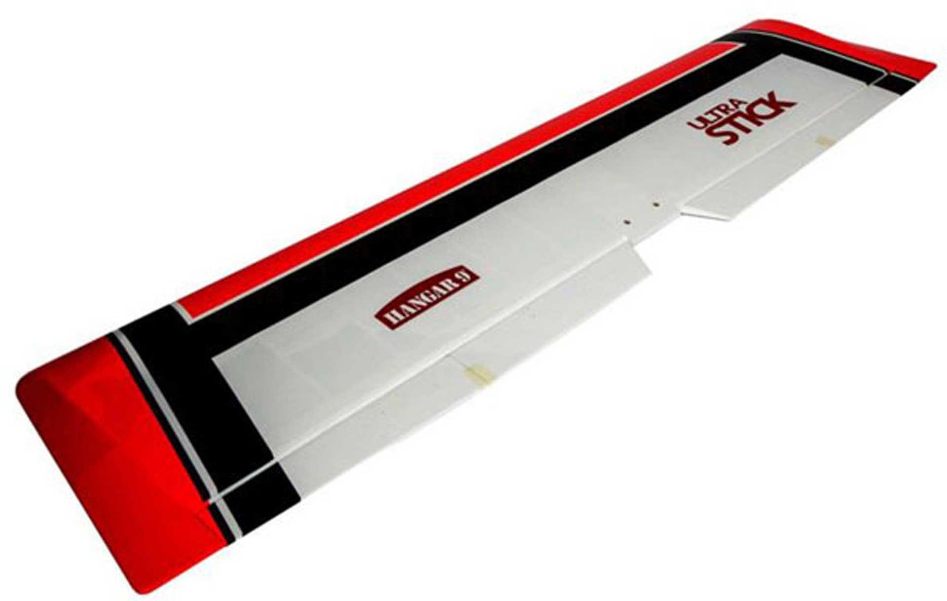 HANGAR 9 Tragfläche mit Querruder und Landeklappen: Ultra Stick 10cc