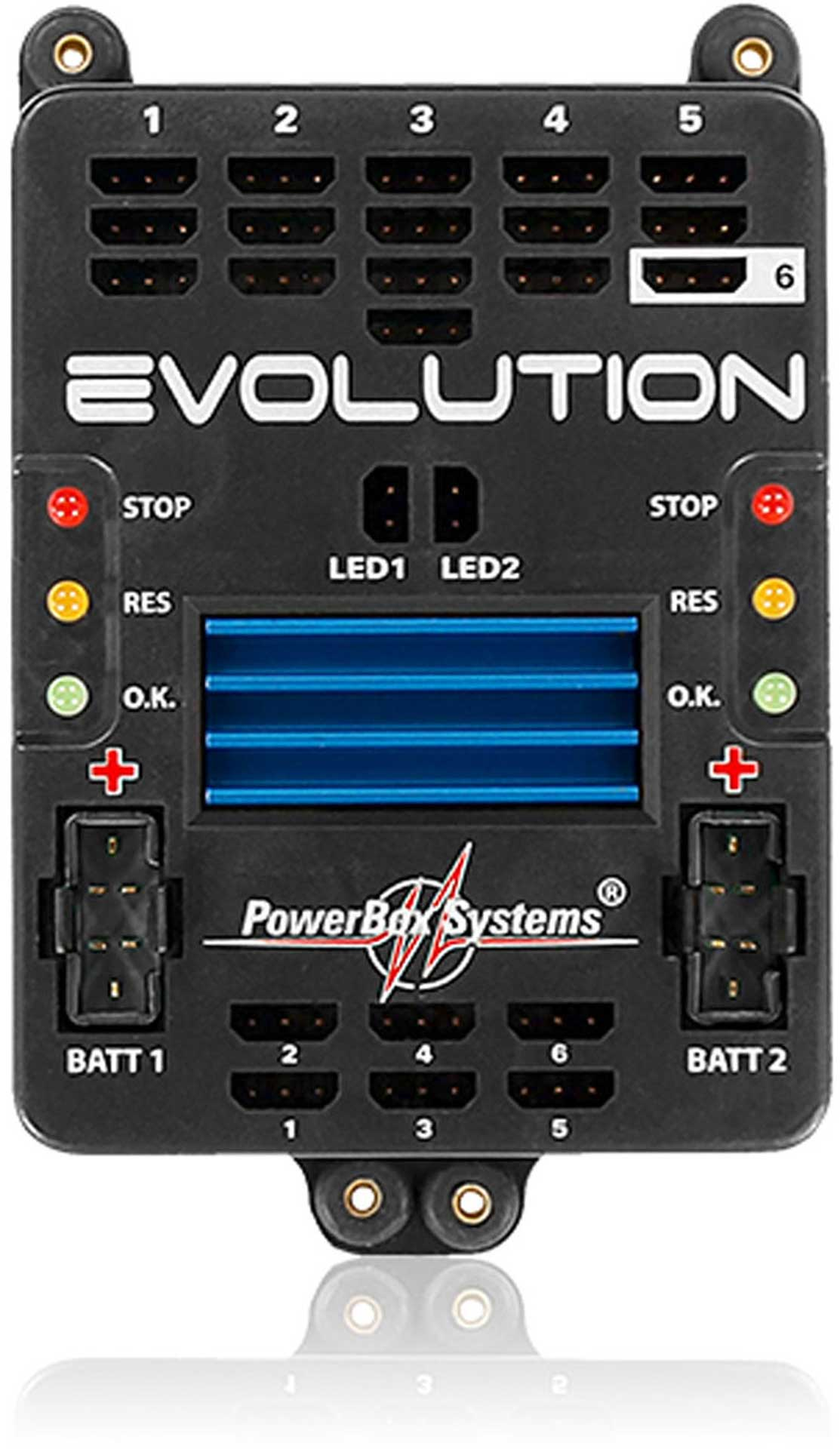 POWERBOX SYSTEMS POWERBOX EVOLUTION