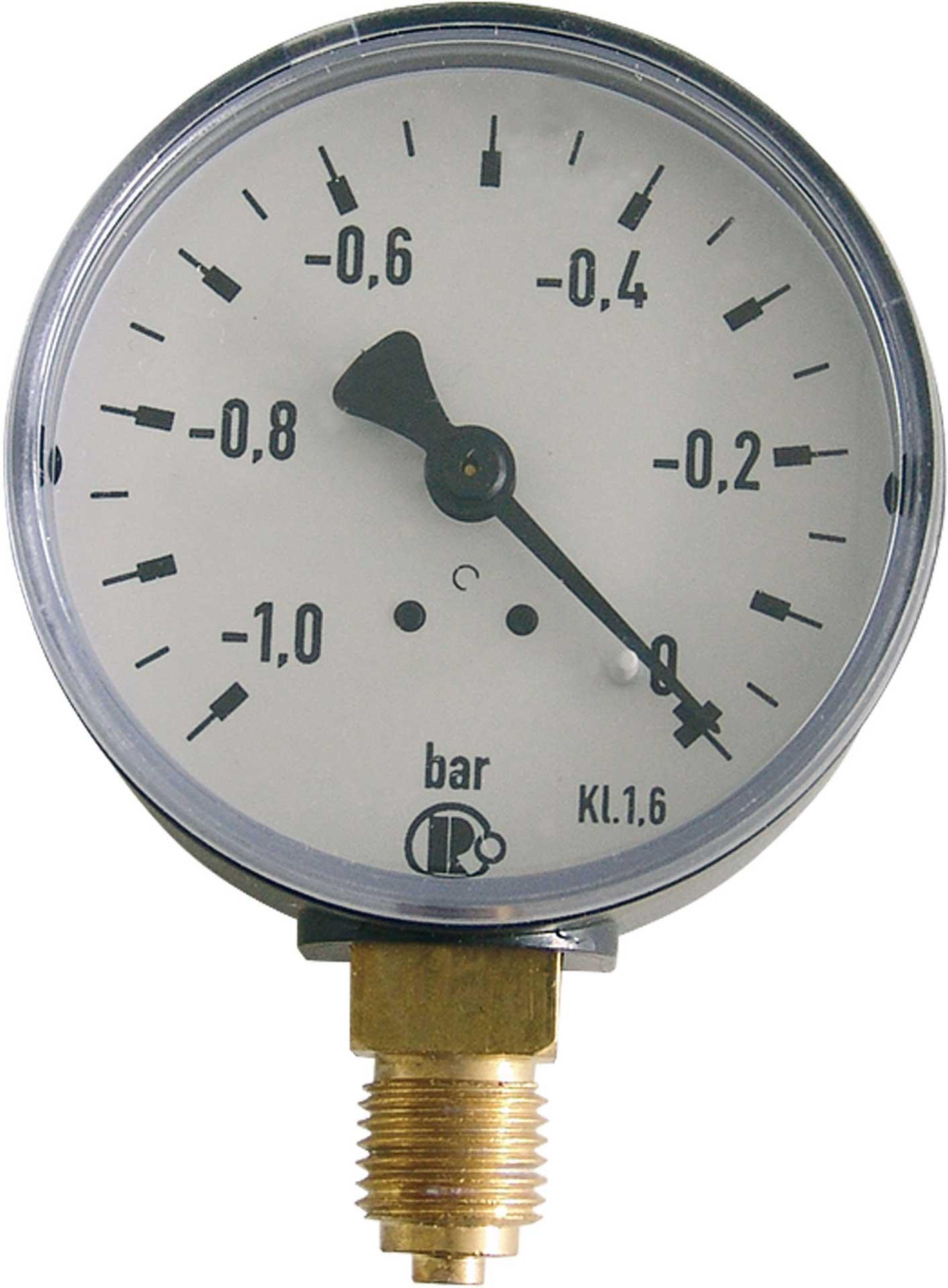 R&G Vakuummeter (0/-1 bar)