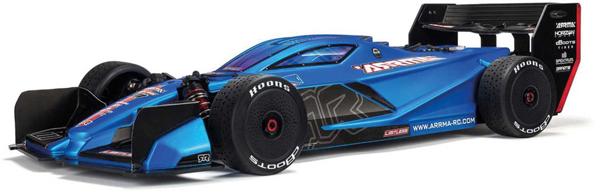 Arrma LIMITLESS Speed Bash 1/7th Scale All-Road Spd Mach