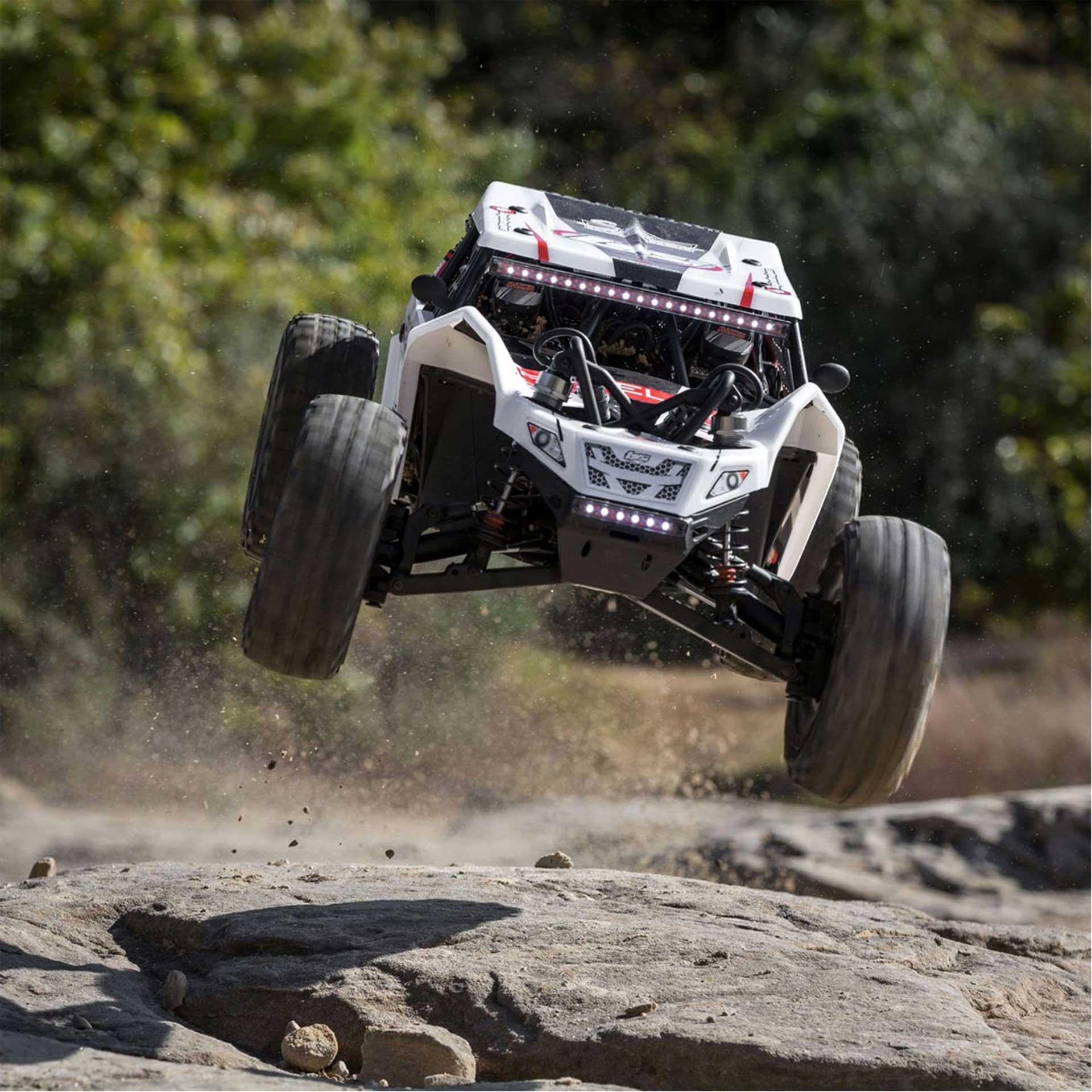LOSI SUPER ROCK REY® AVC® 1/6 4WD RTR AVC ROCK RACER - RACELINE