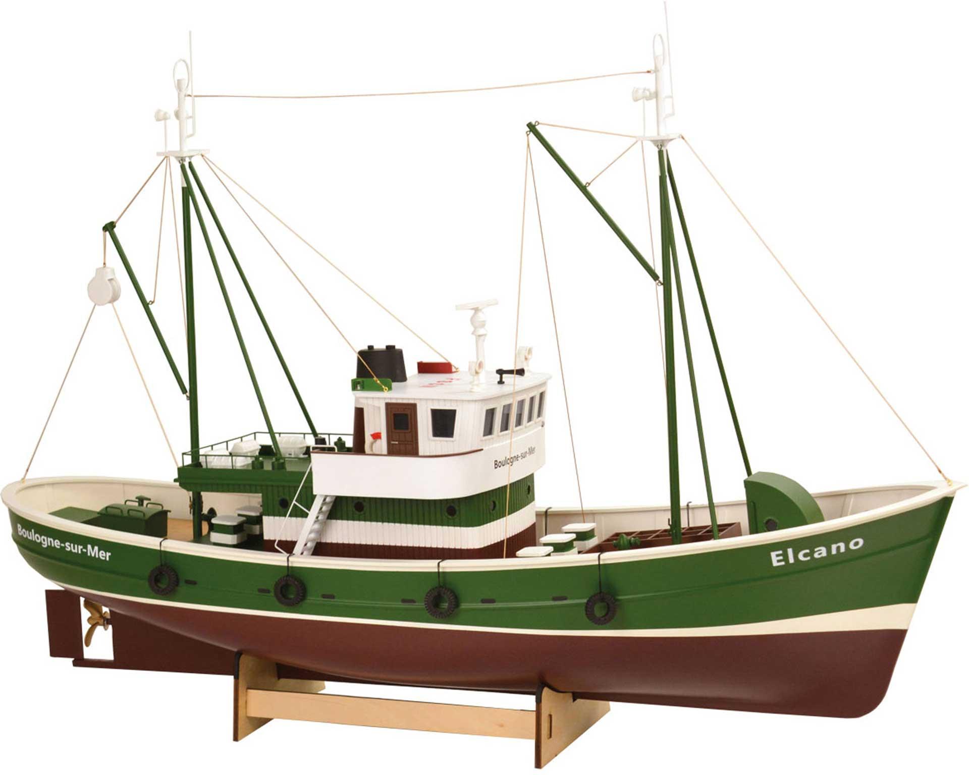 Robbe Modellsport ELCANO II FISHING CUTTER 1:25