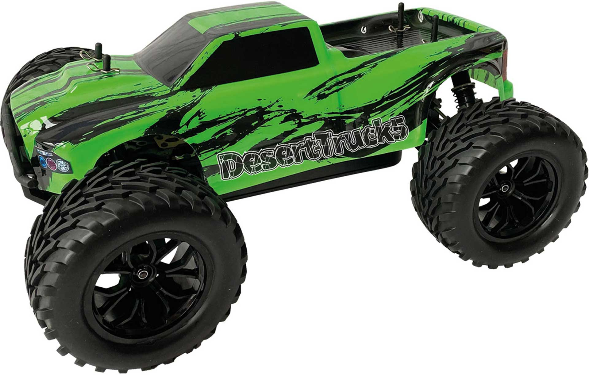 DRIVE & FLY MODELS DESERT TRUCK 5 BRUSHED RTR 1/10 4WD