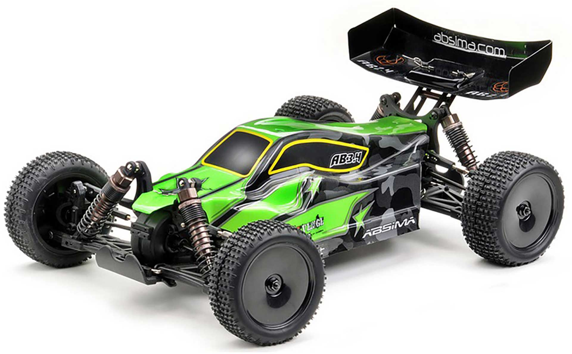 ABSIMA AB3.4BL BUGGY BRUSHLESS RTR 4WD 1/10
