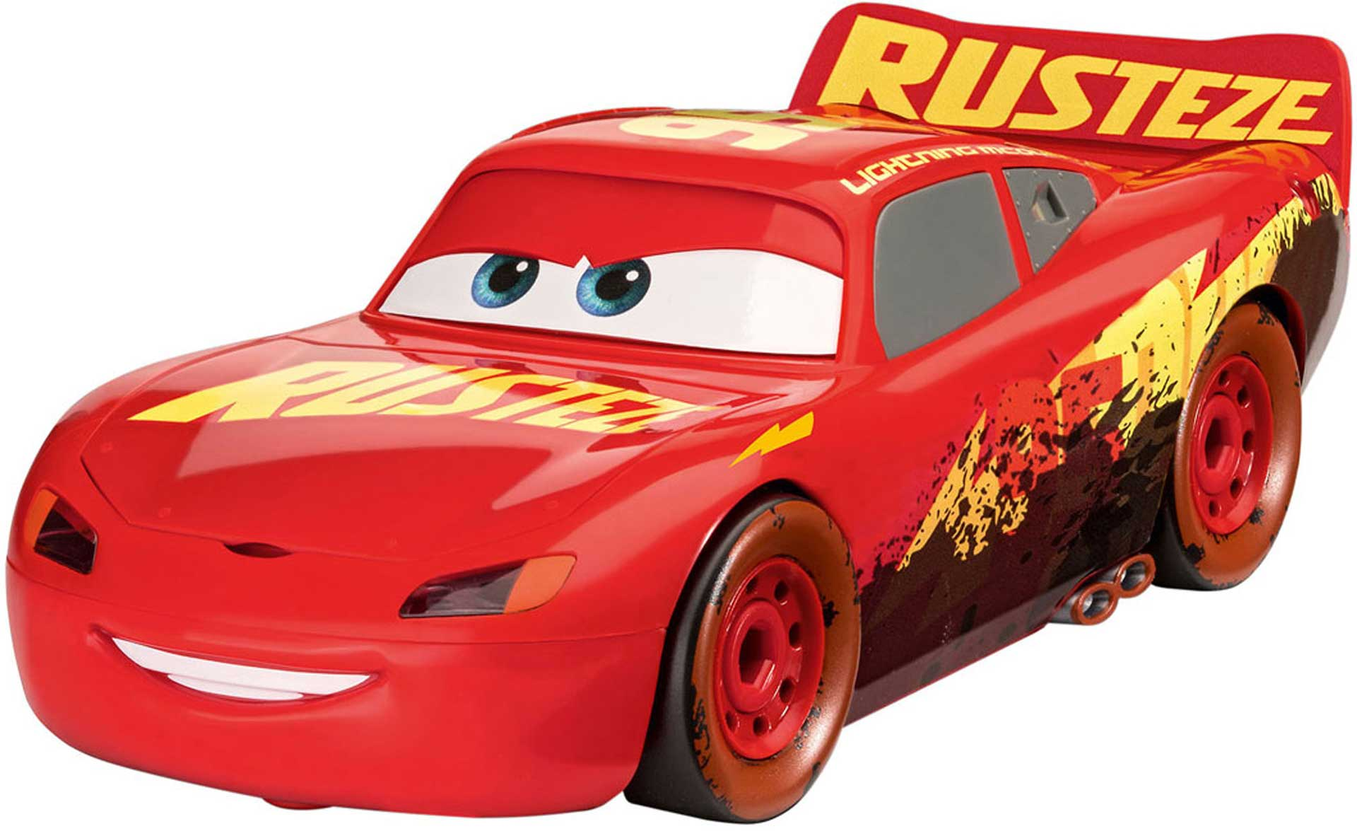 REVELL LIGHTNING MCQUEEN CRAZY 8 RACE