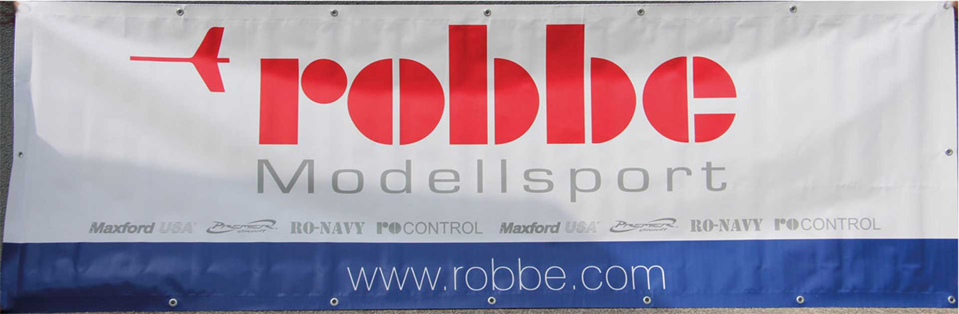 TRANSPARENT ROBBE MODEL SPORT 1X3M RENTAL ARTICLE