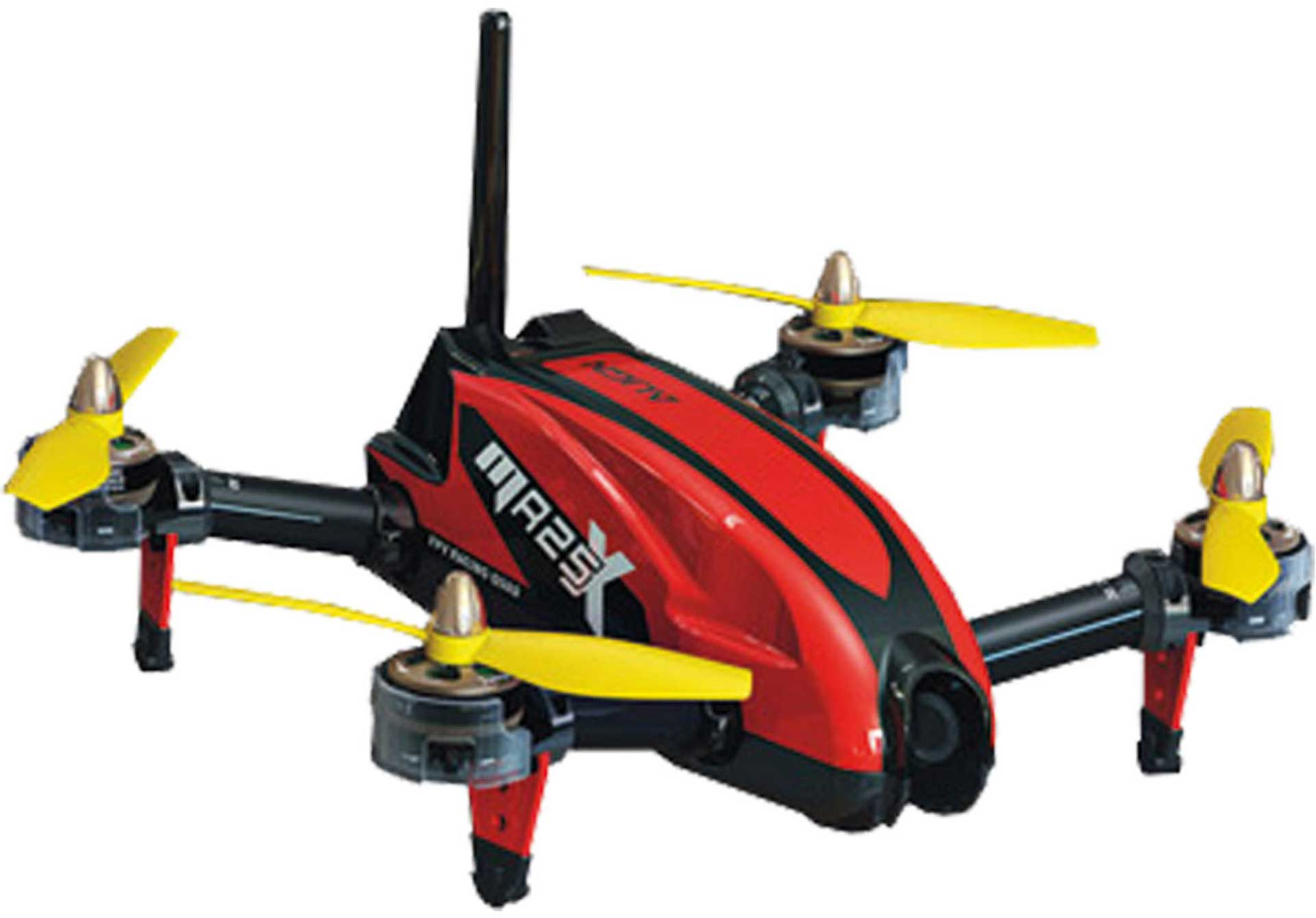 ALIGN MR25X RACING QUAD COMBO RED