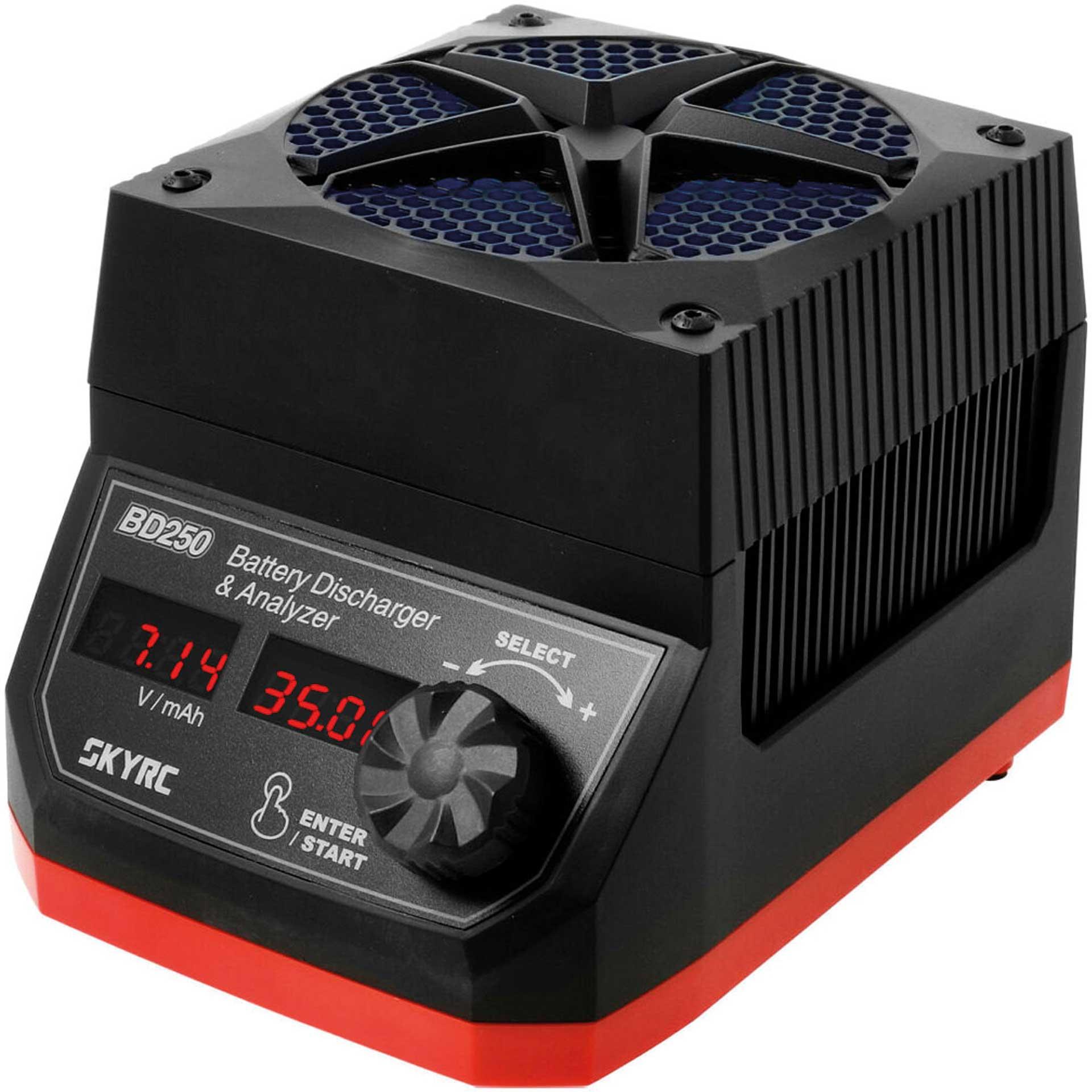 SKYRC BD250 Entladegerät 35A 250W