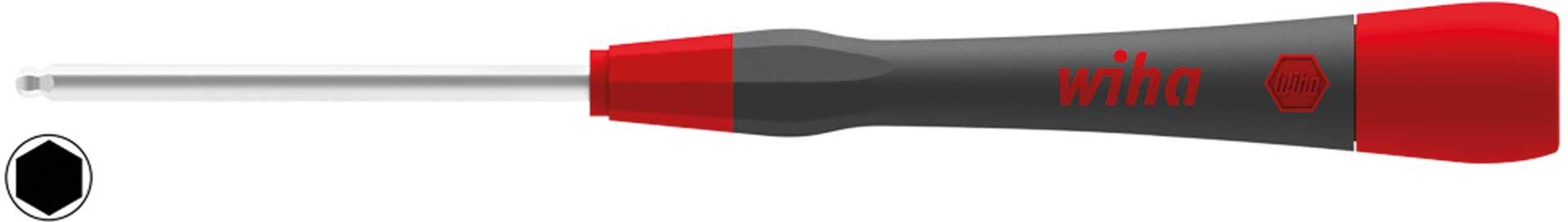 WIHA Kugelkopf Sechskant 2,5 x 60mm