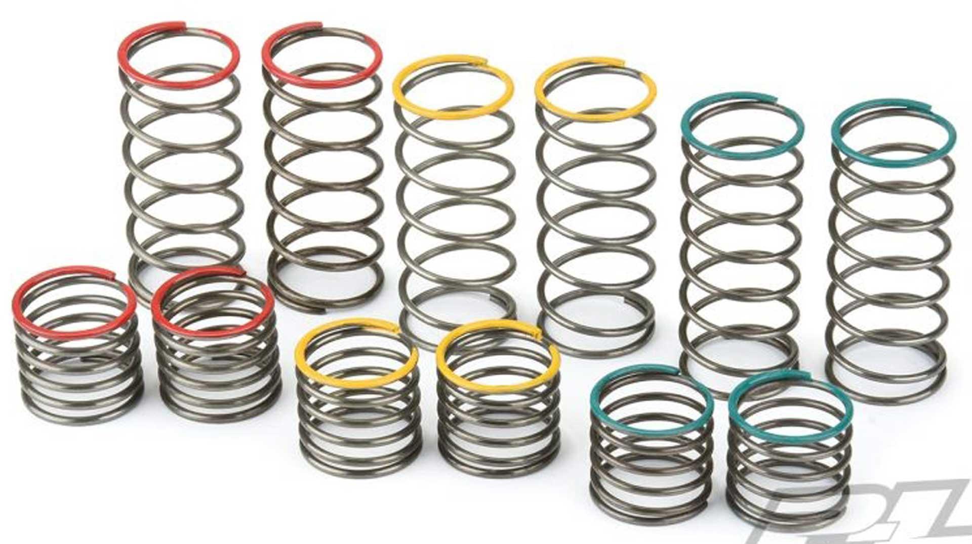 PROLINE Powerstroke front shock spring set for ARRMA damper 6359-00