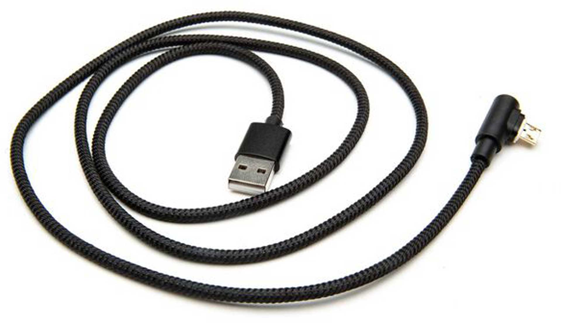 SPEKTRUM Magnet Micro USB Lade-/Datenkabel inkl. Adapter für Spektrum iX12 / iX20