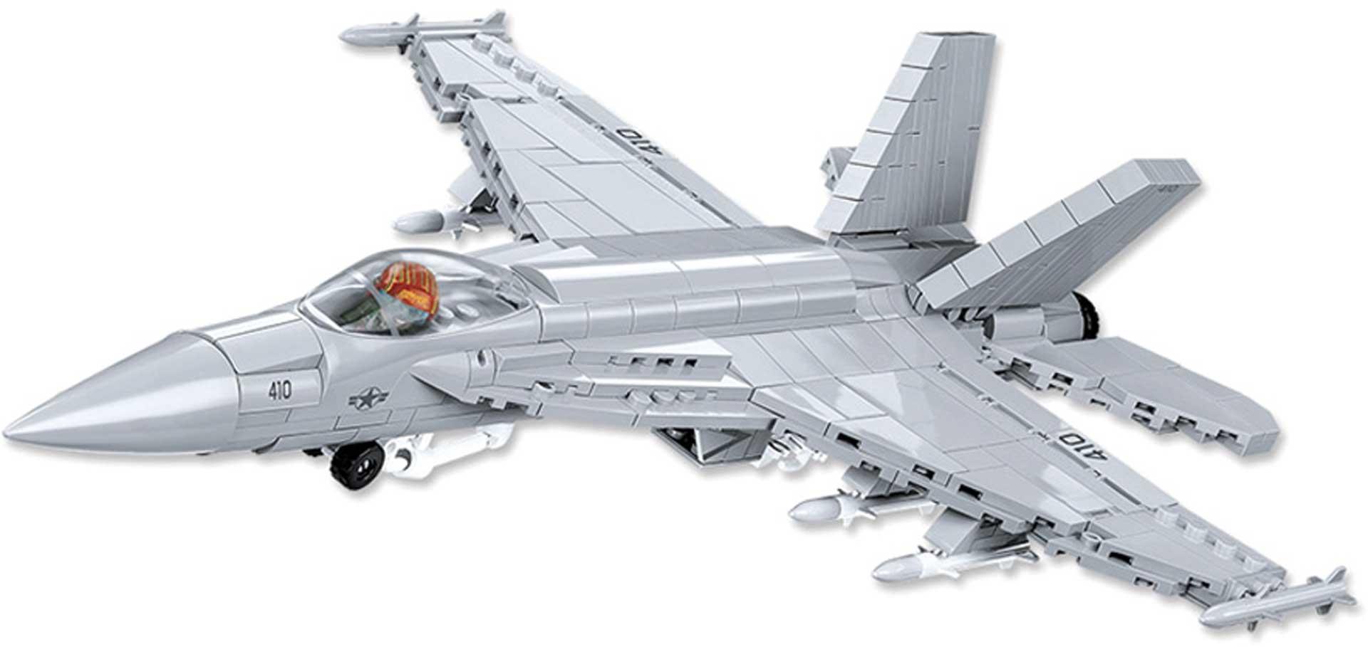 COBI F/A-18E Super Hornet (555 Teile) Klemmbausteine