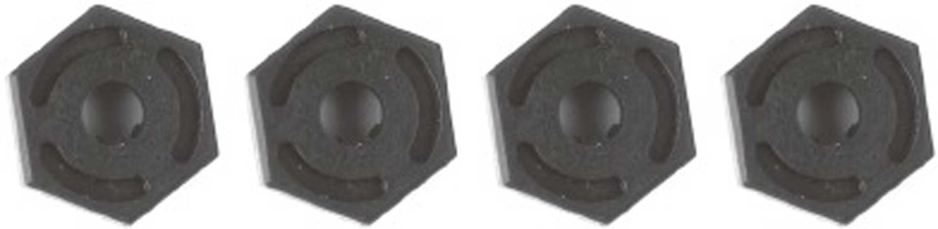 ABSIMA Hex Wheel Hubs (4PCS) 1/14 Serie