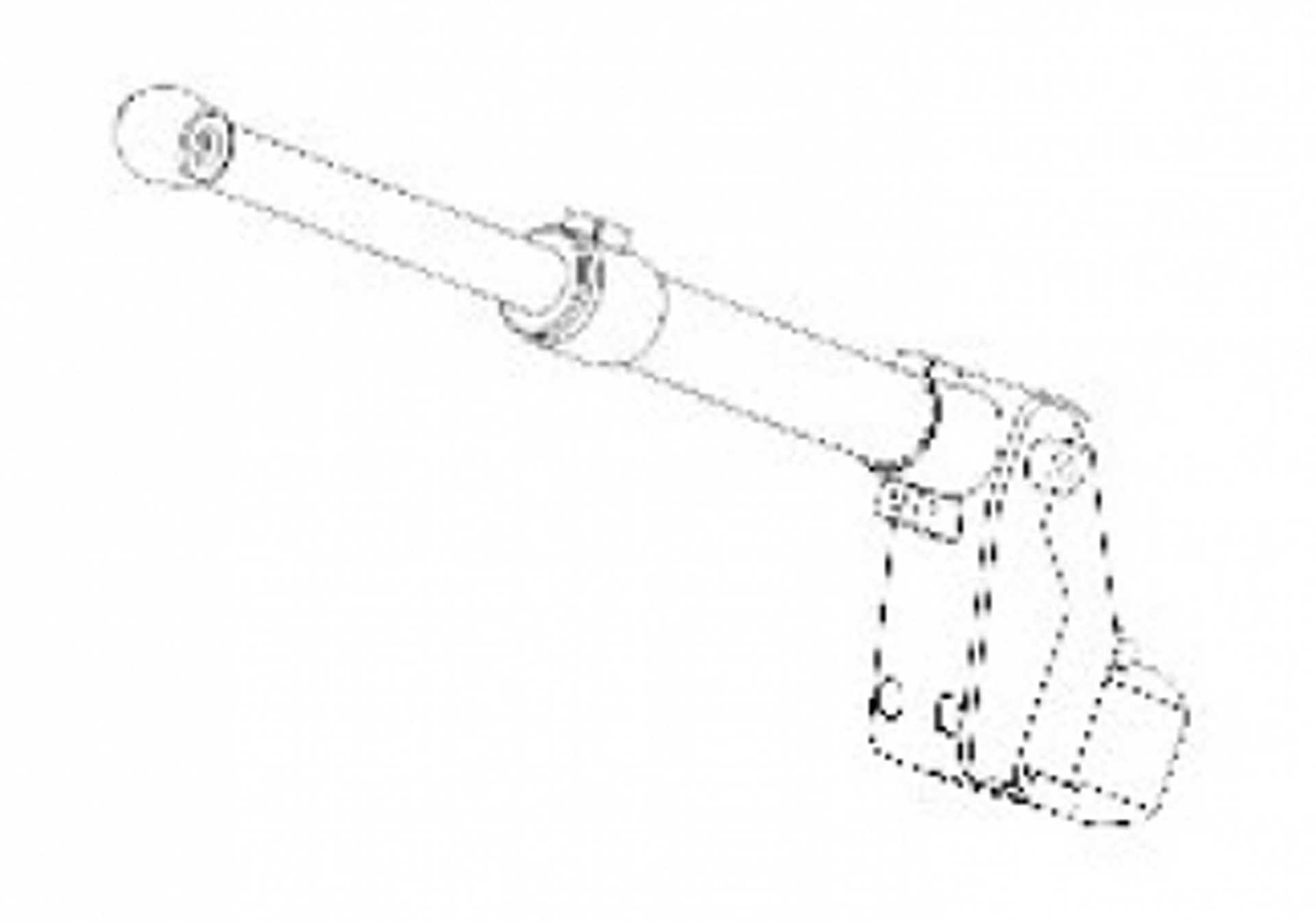 FM-ELECTRICS Ersatz Spindelantrieb (ohne Funktion) für FM1680