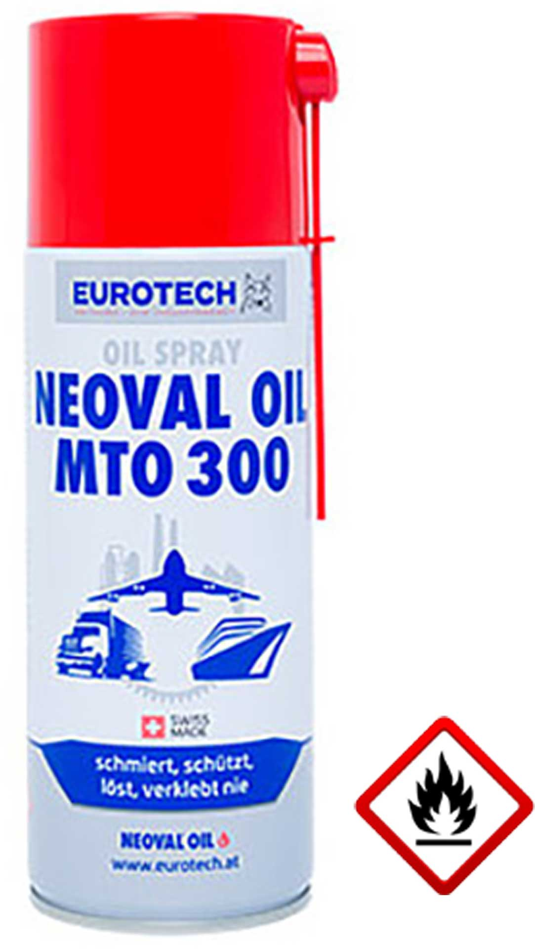 EUROTECH NEOVAL OIL MTO 300 400ML