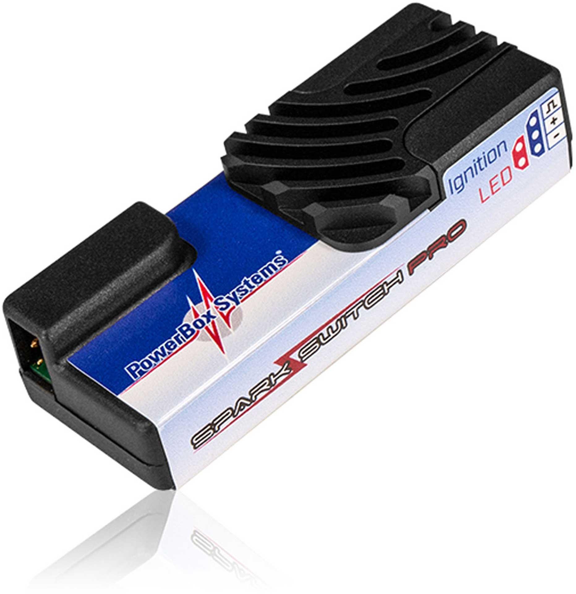 POWERBOX SYSTEMS SPARK SWITCH PRO FOR 6V 7,4V AND 12V