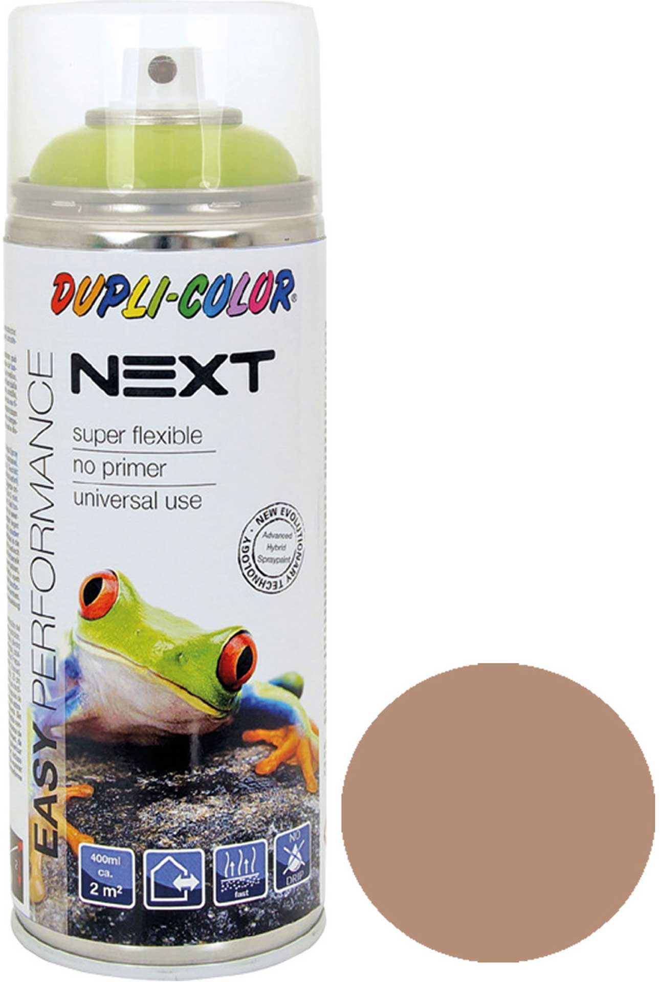 DUPLI-COLOR NEXT PARIS BEIGE SDM. 400ML SPRAY PAINT