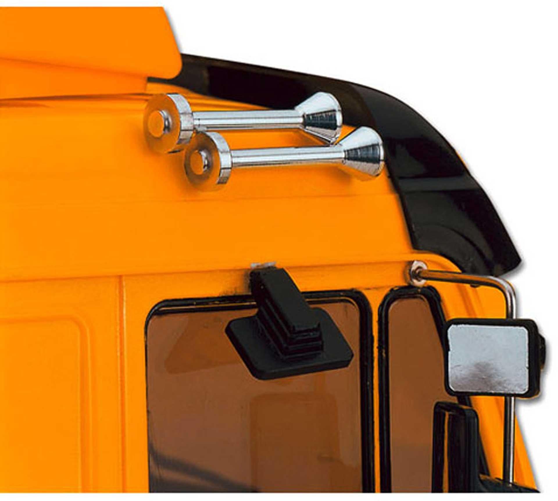 CARSON Truck Fanfaren und Spiegel-Set