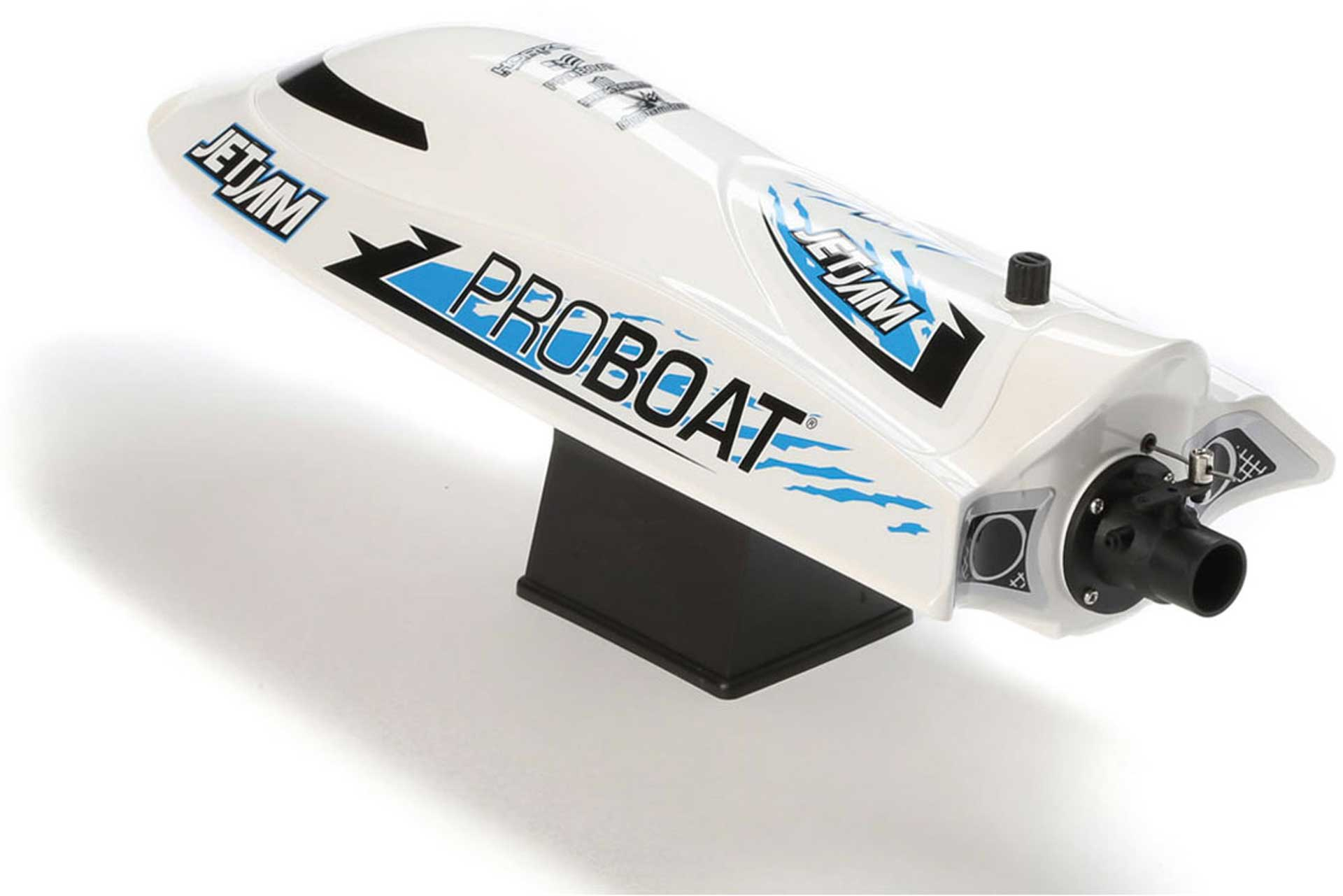 """PROBOAT JET JAM 12"""" POOL RACER RTR WHITE POOLFUN WITH JET DRIVE"""