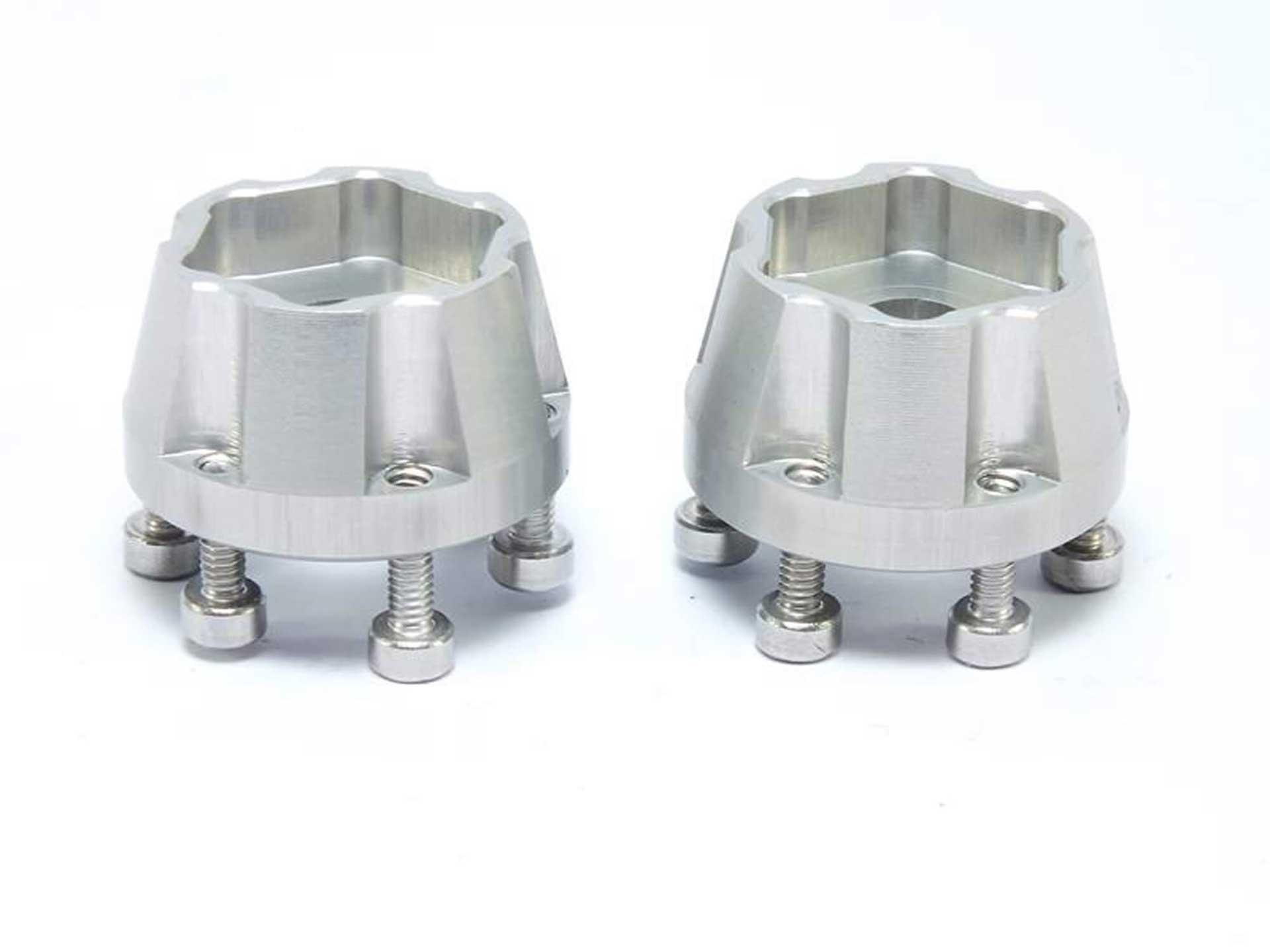 Metsafil Wheel hub 12mm Standard (2 St.)