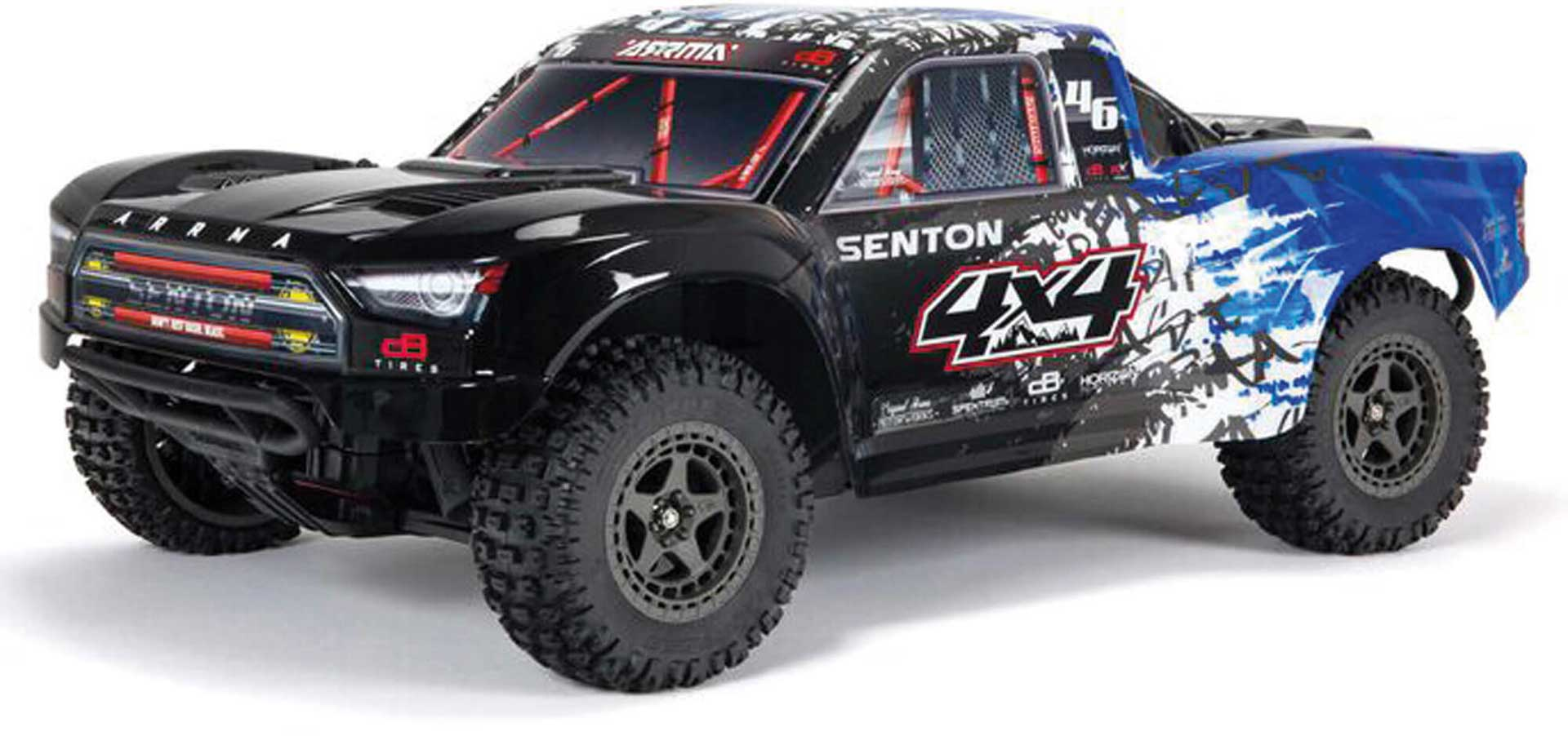 ARRMA SENTON 4X4 3S BLX Brushless 1/10th 4wd SC Color1