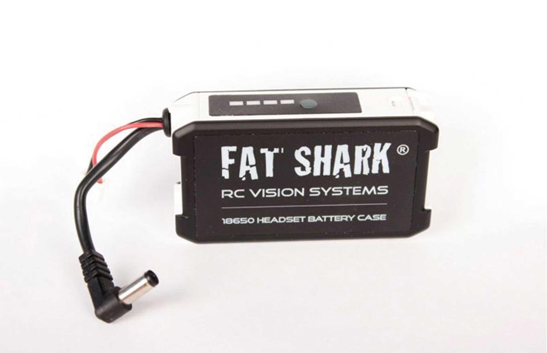 FAT SHARK TRANSFORMER HD BUNDLE DIVERSITY SYSTEM 32 CHANNELS INCL. RACEBAND HDMI INPUT