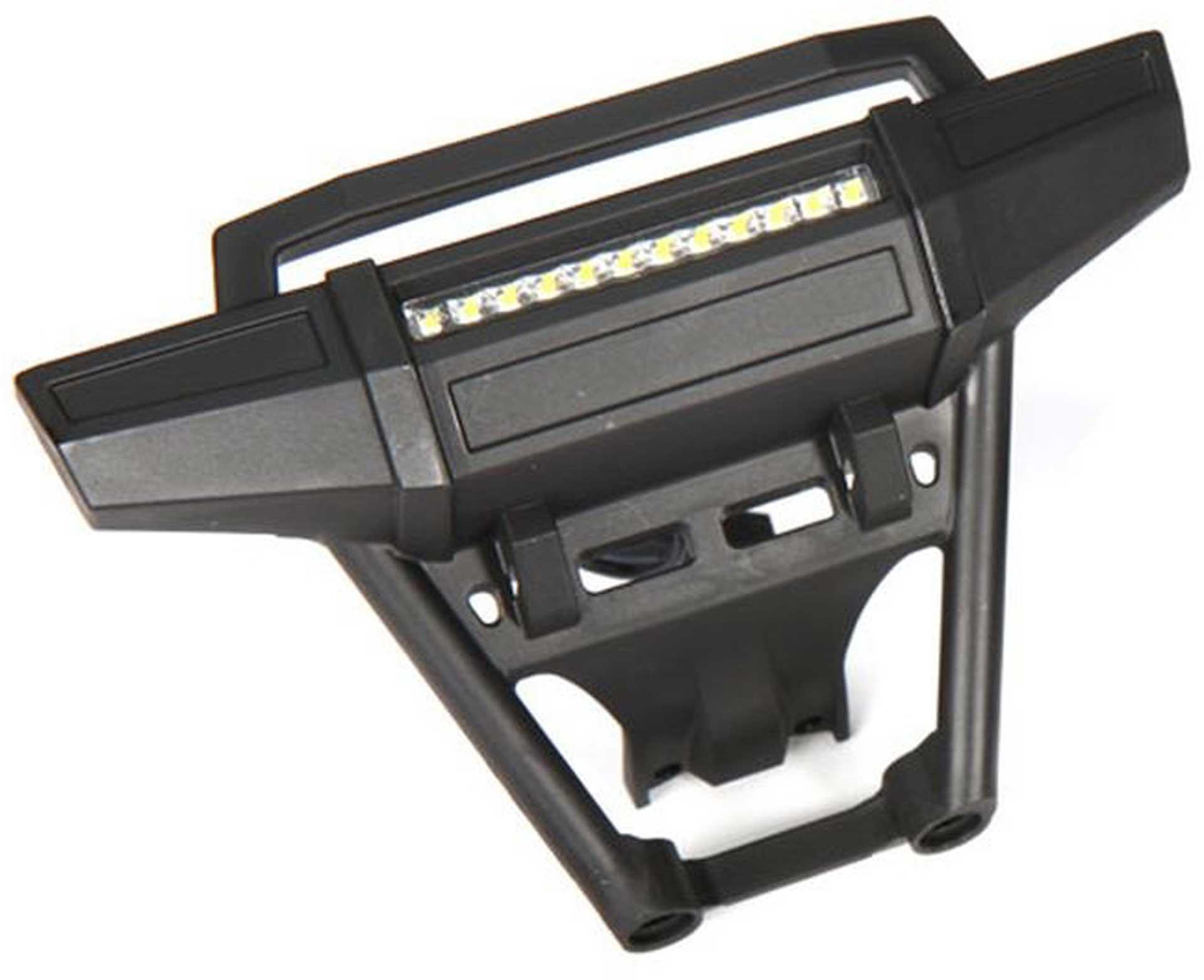 TRAXXAS HOSS Front-Bumper mit LED-Beleuchtung (Ersatz für #9035)