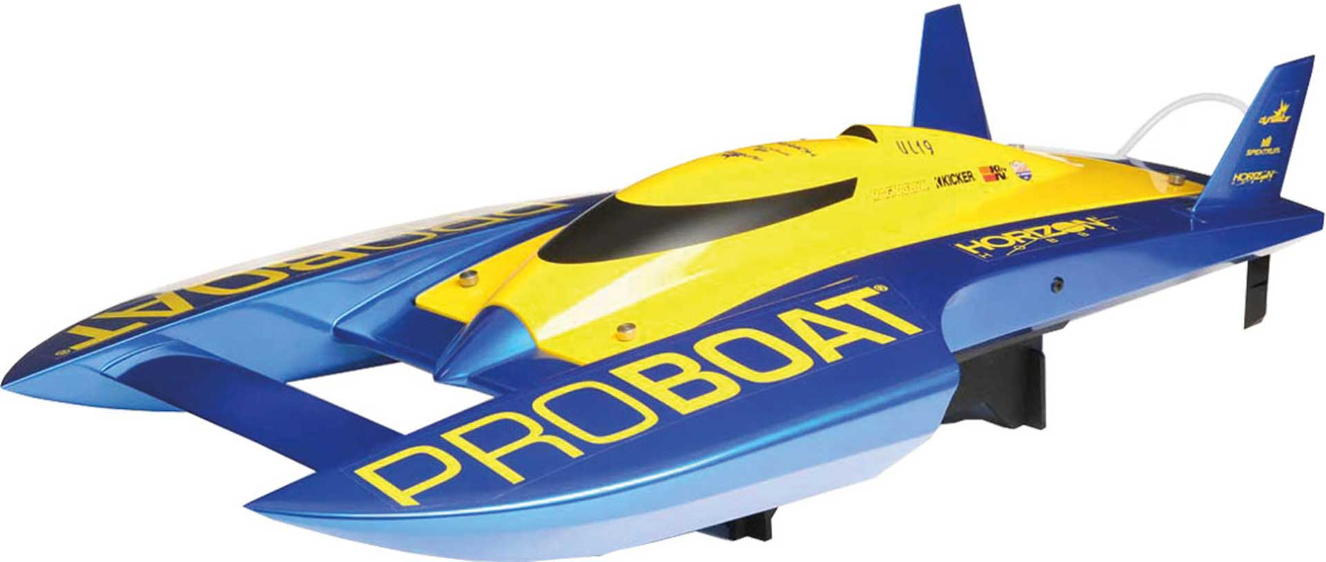 PROBOAT UL 19 30-INCH HYDROPLANE RENNBOOT RTR