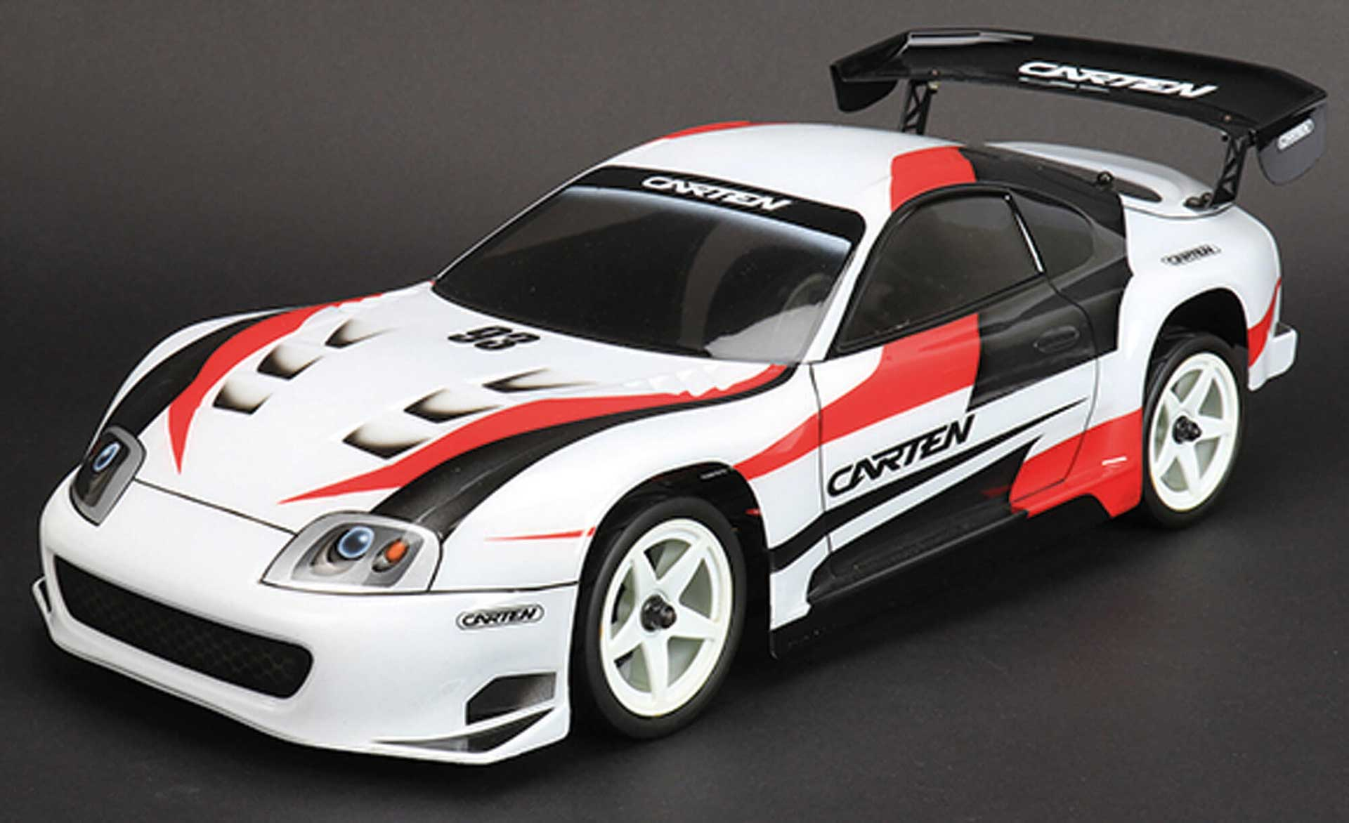 CARTEN SUPRA TC Body 1/10 (190mm) unpainted