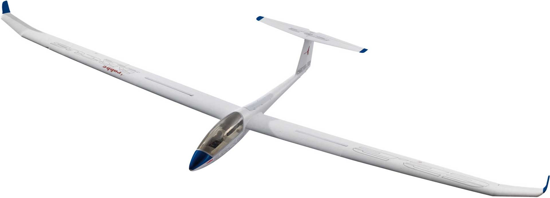 Robbe Modellsport ARCUS E 2.2 ARF(PNP) with retract power unit, retract landing gear and spoiler