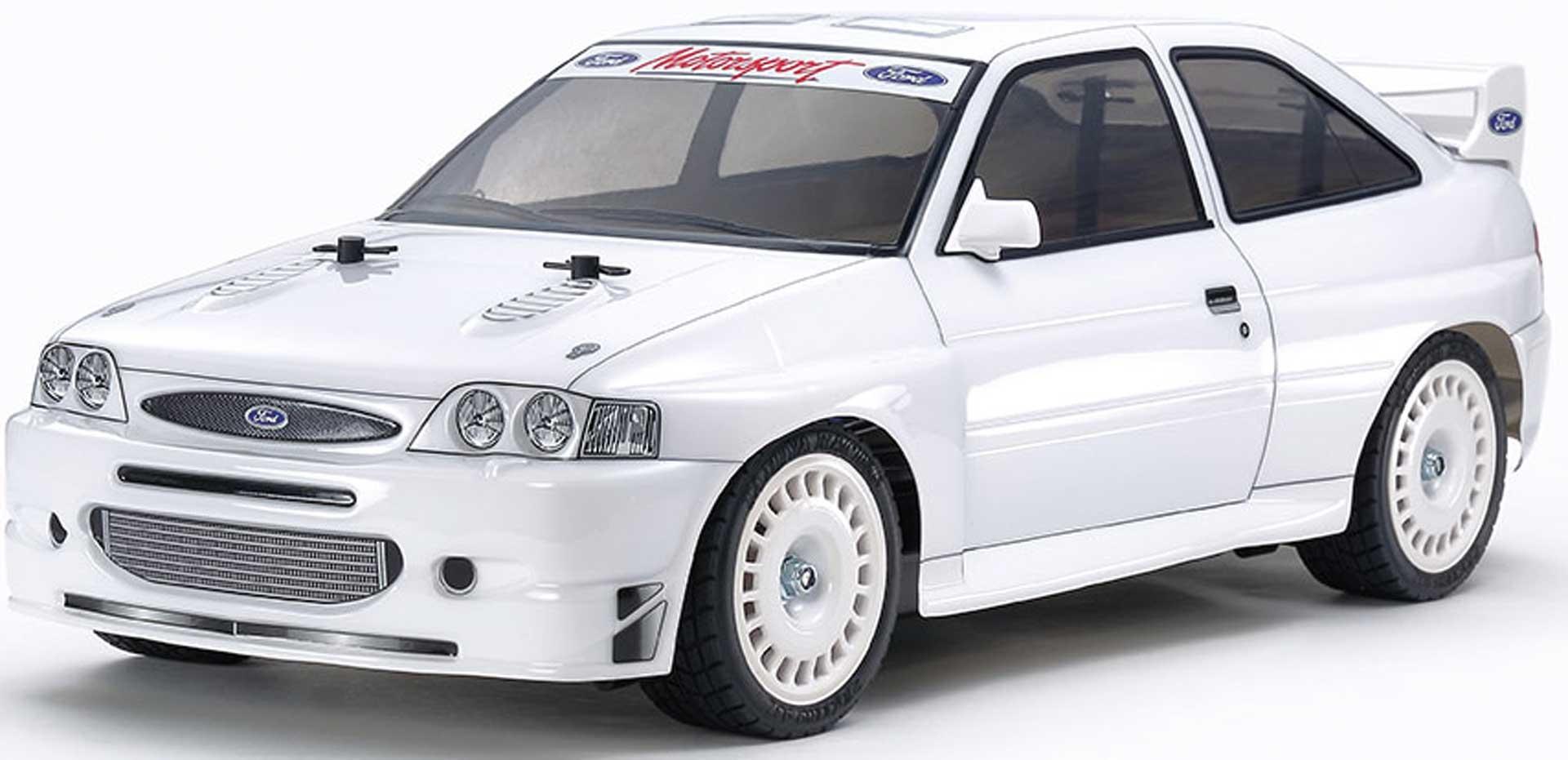 Tamiya 1:10 RC FORD ESCORT RACING (TT-02)