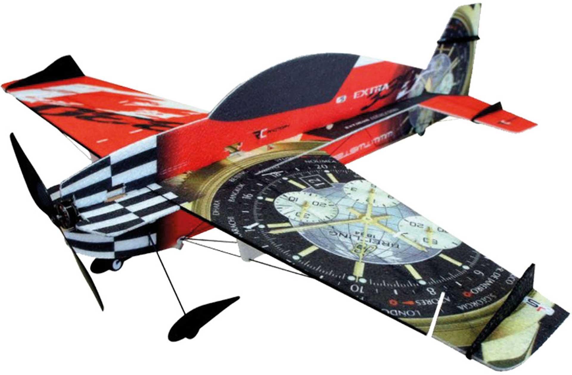 PICHLER EXTRA SUPERLITE ROT COMBO 3D KUNSTFLUGMODELL