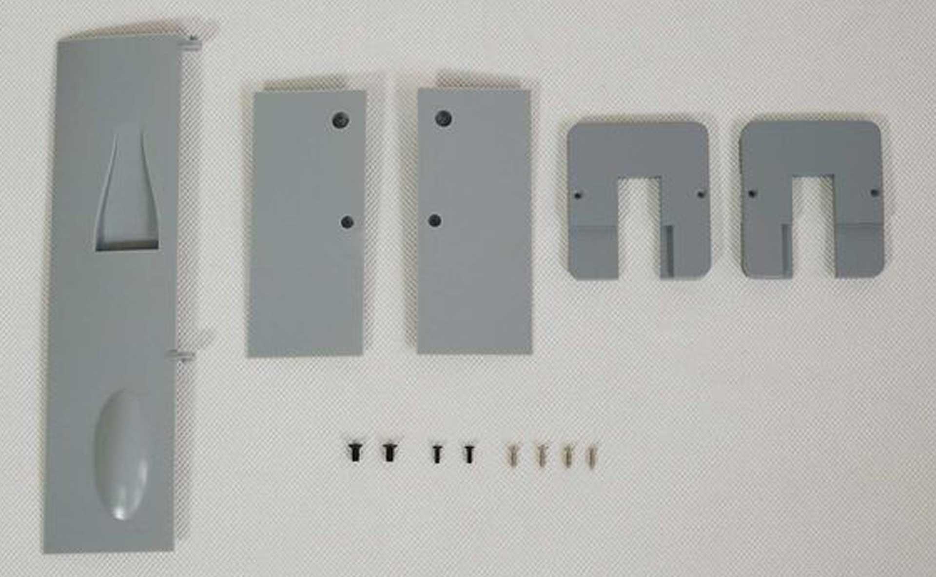 E-FLITE Gear Door Set: Viper 90mm EDF Jet