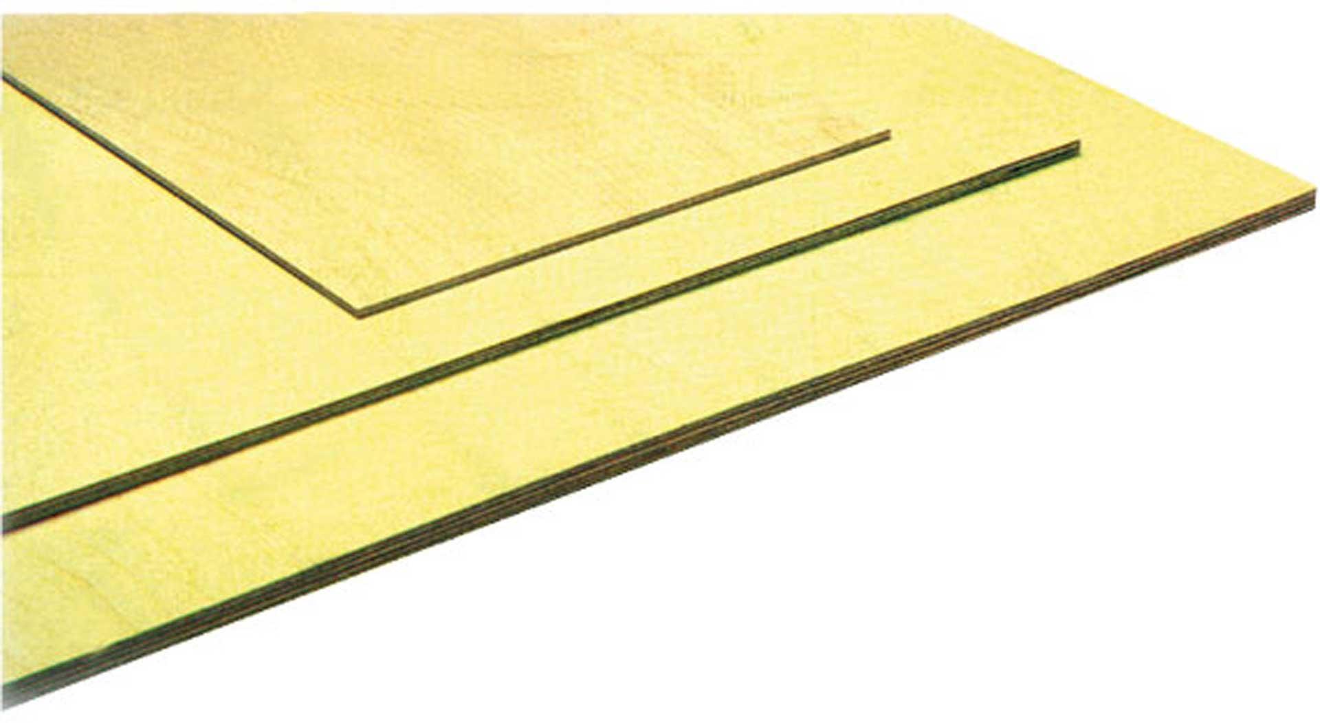 MODELLBAU LINDINGER BIRCH-SPERRY 4,0/300/1000MM