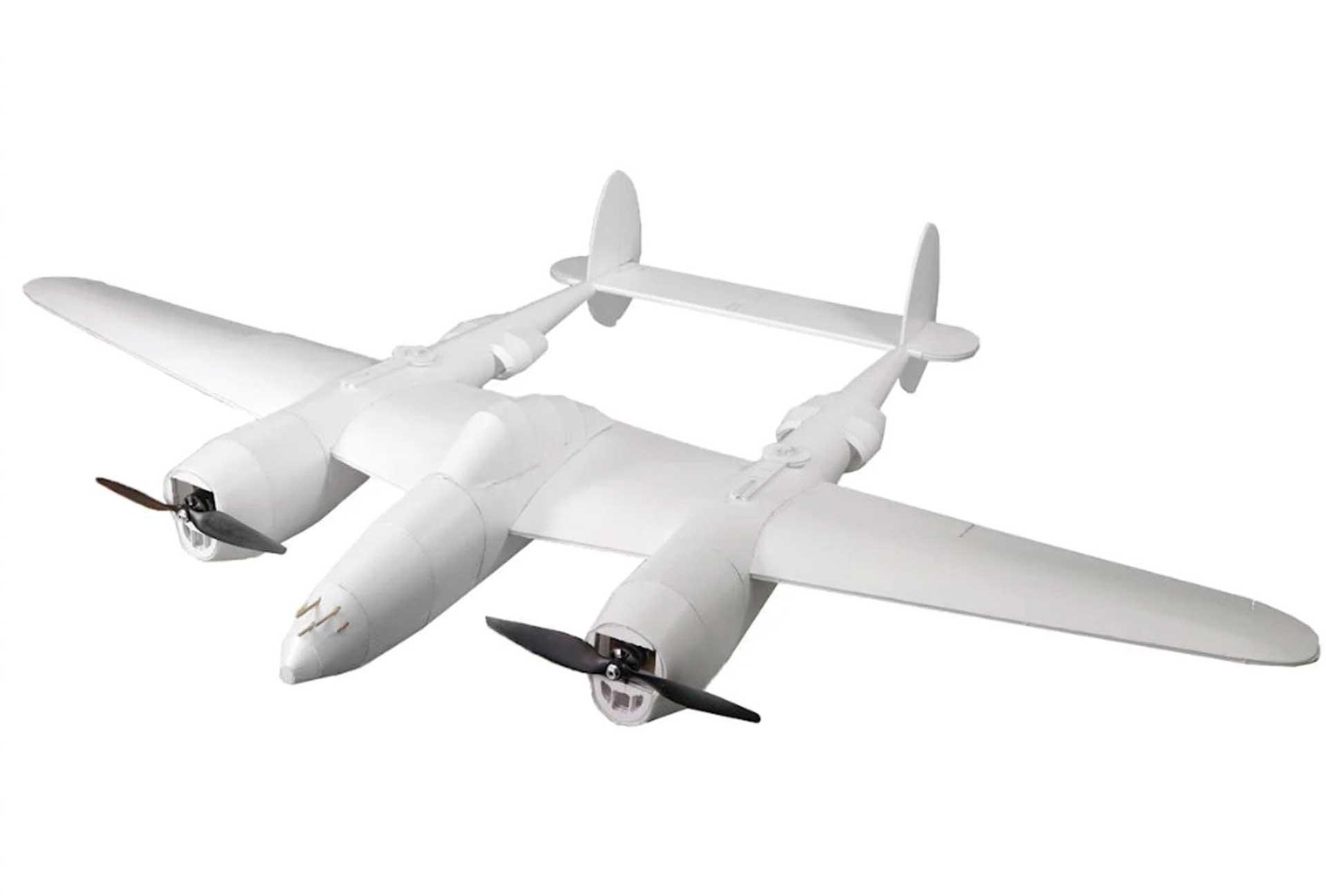 FLITE TEST Master-Serie P-38 Kit-Maker-Foam