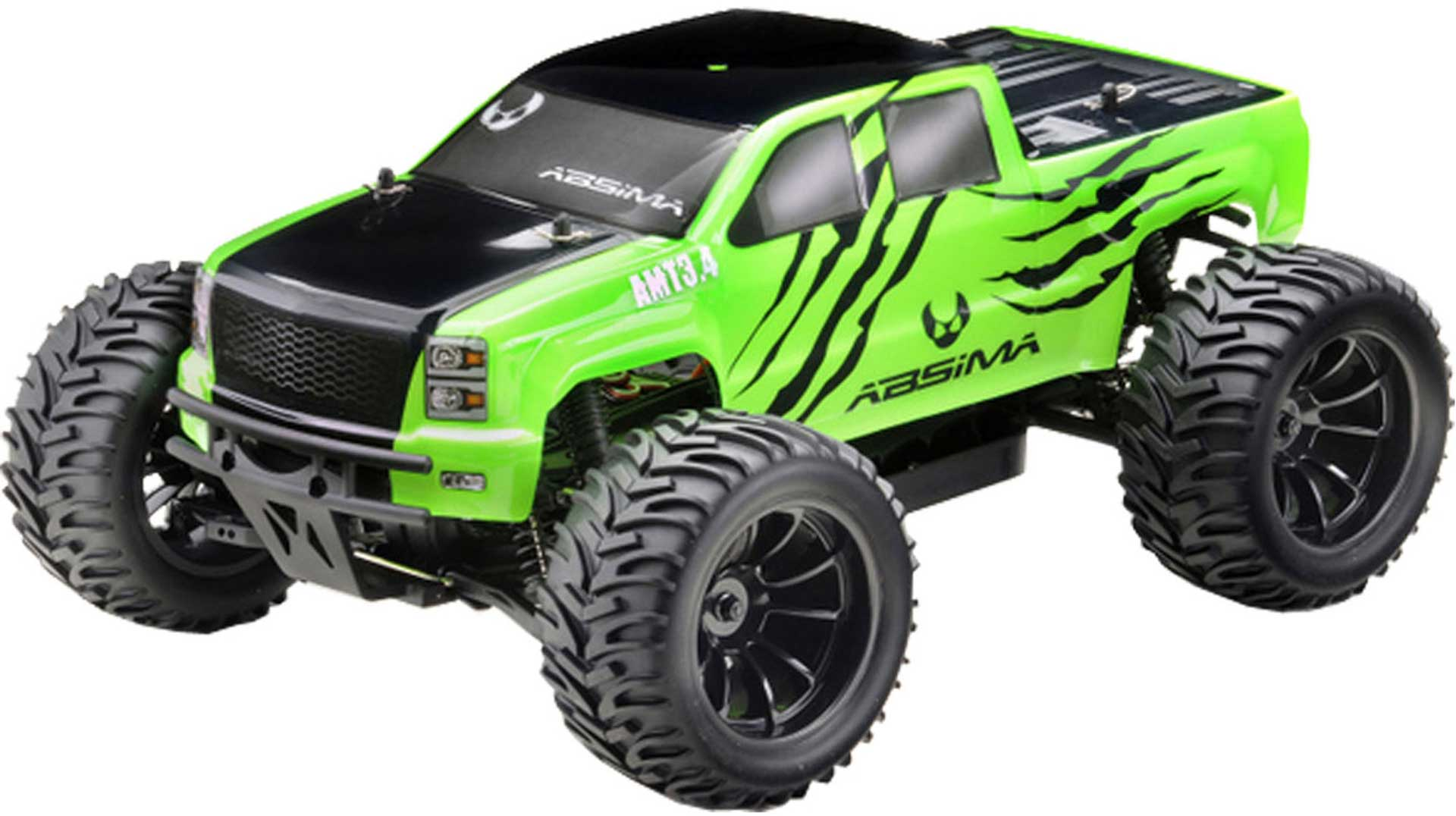 ABSIMA AMT3.4 MONSTER TRUCK 4WD RTR 1/10