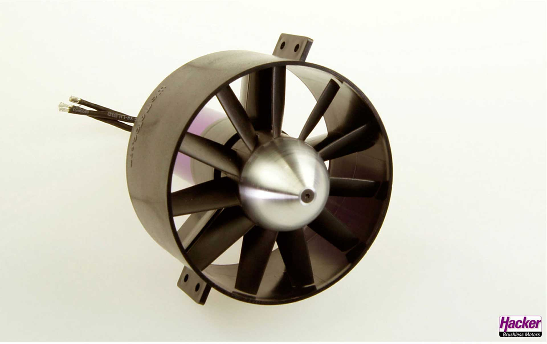 HACKER STREAM-FAN 100MM KV1070 IMPELLER-SYSTEM