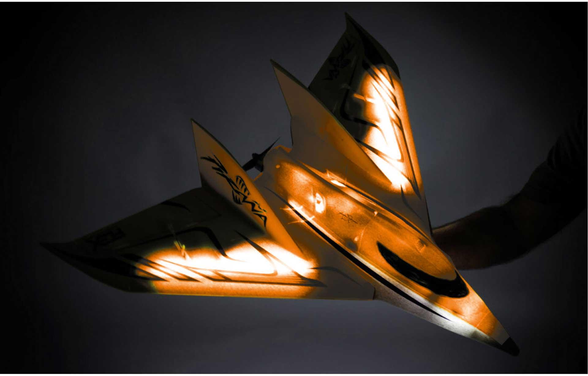 Premier Aircraft Pirana Super PNP Orange