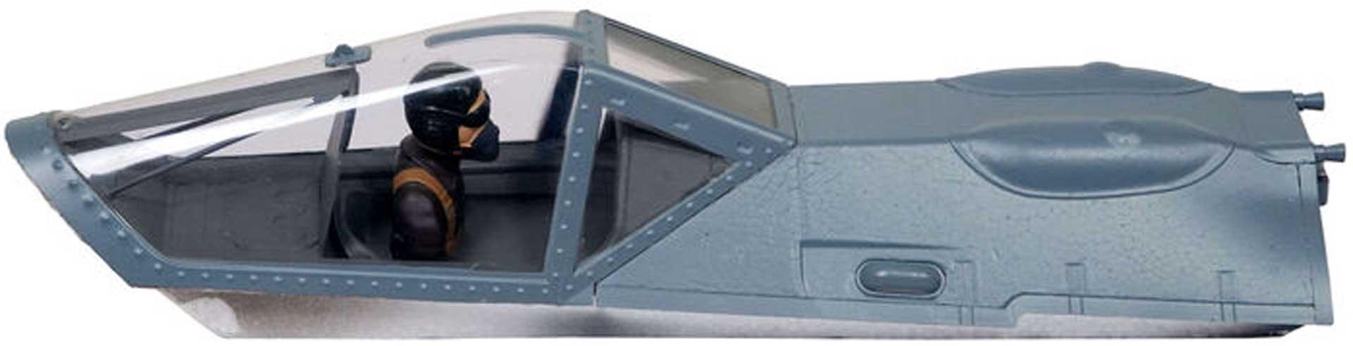 E-Flite Canopy w/Pilot; Focke-Wulf Fw190A 1.5m