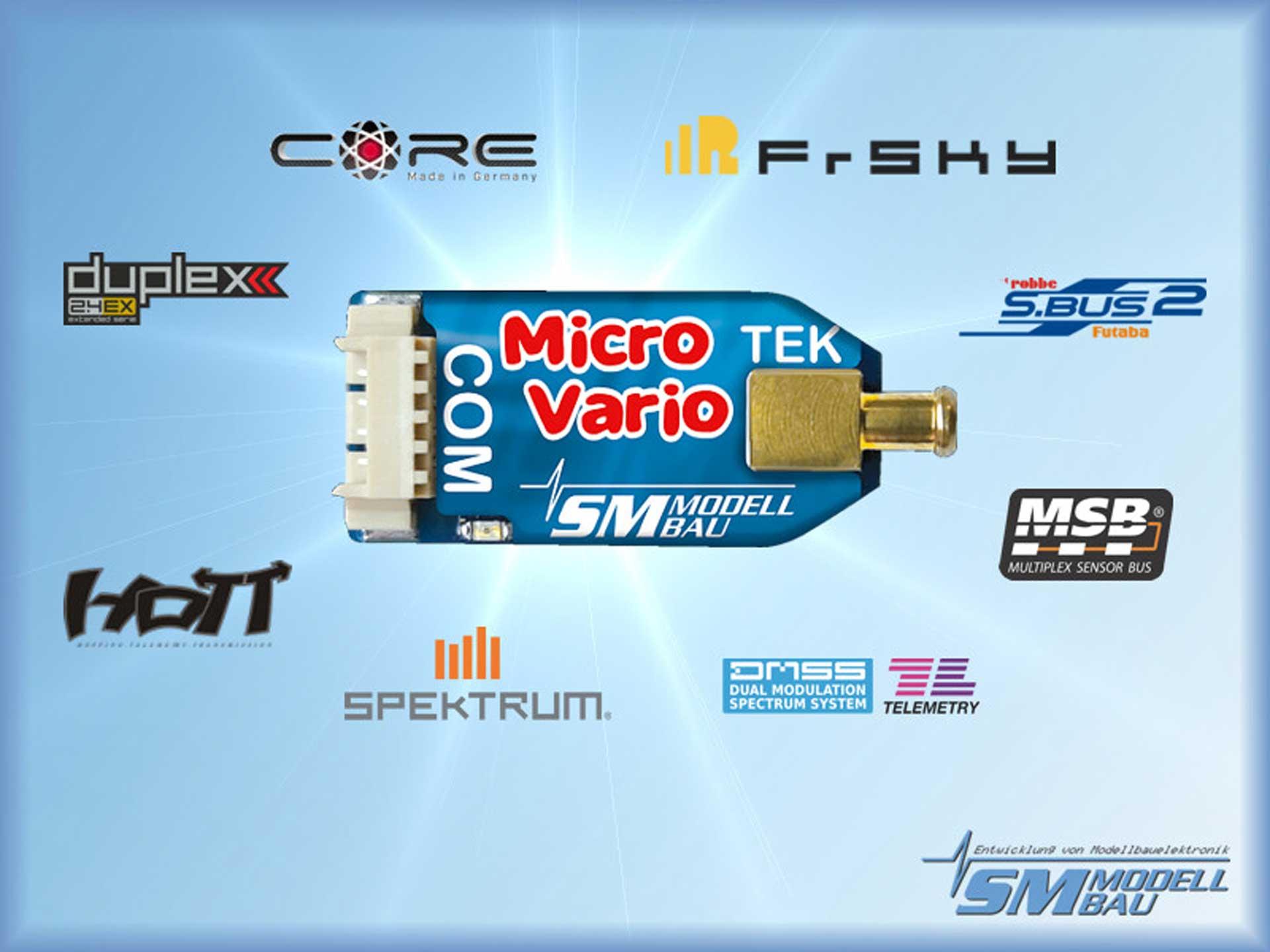 SM-Modellbau Micro-Vario