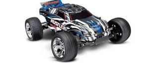 RUSTLER 2WD / VXL